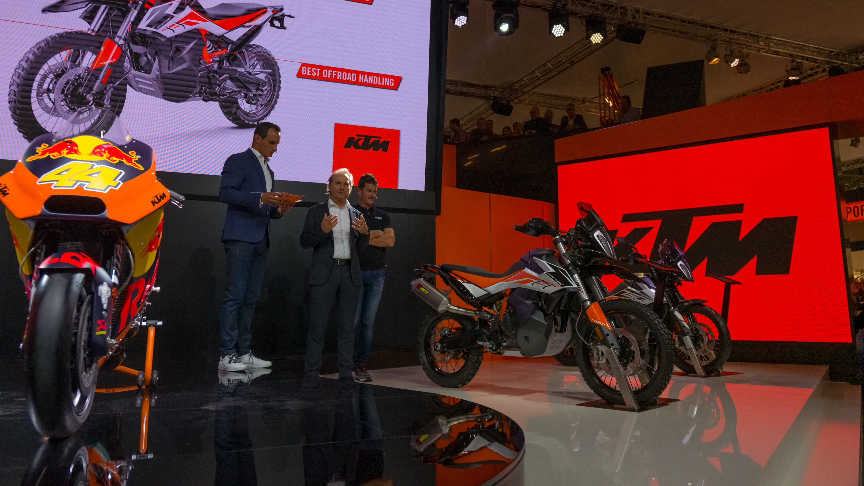 KTM Heats Up The Off-Road Scene At 2018 EICMA | Top Speed