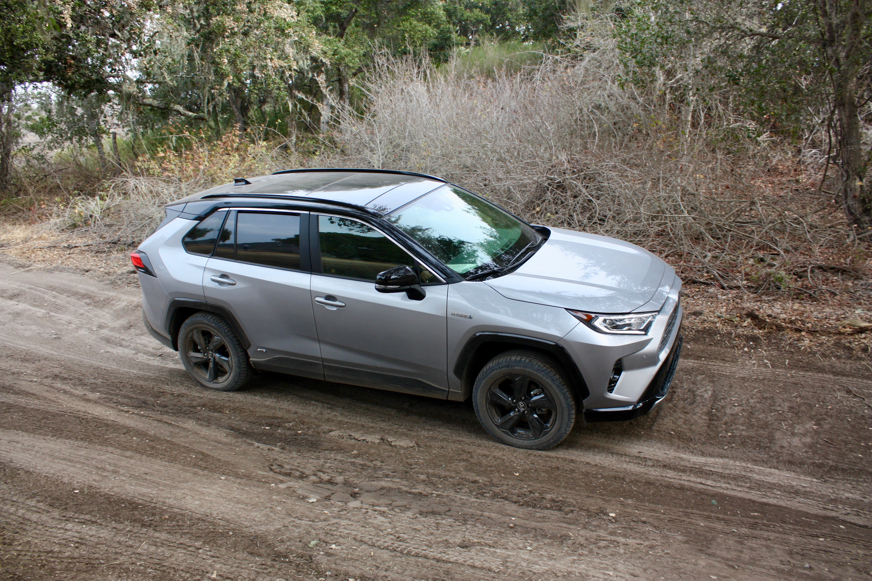The 2019 Toyota RAV4 Is A Surprisingly Good Off-Roader | Top Speed