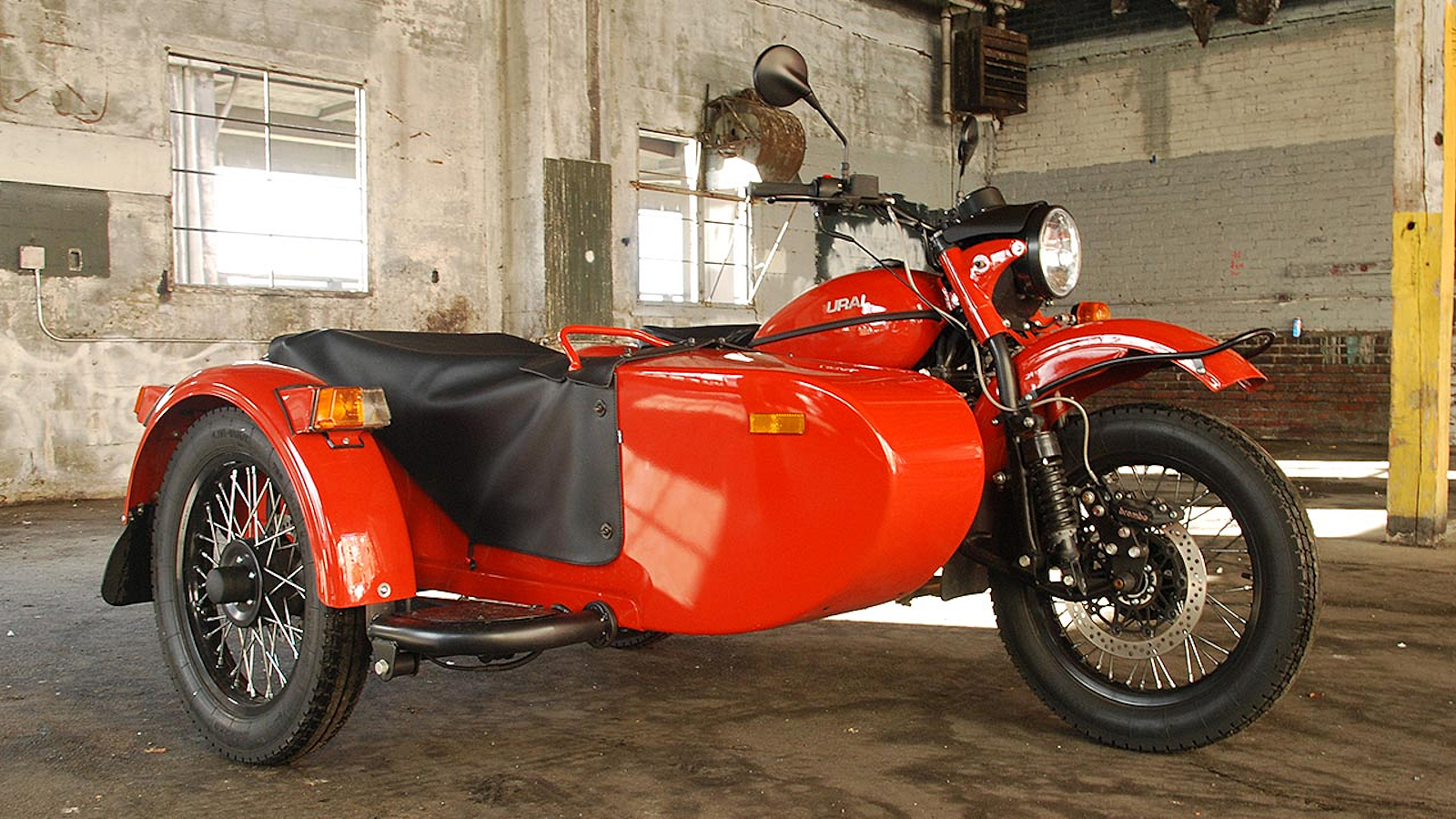 2019 Ural CT Pictures, Photos, Wallpapers.