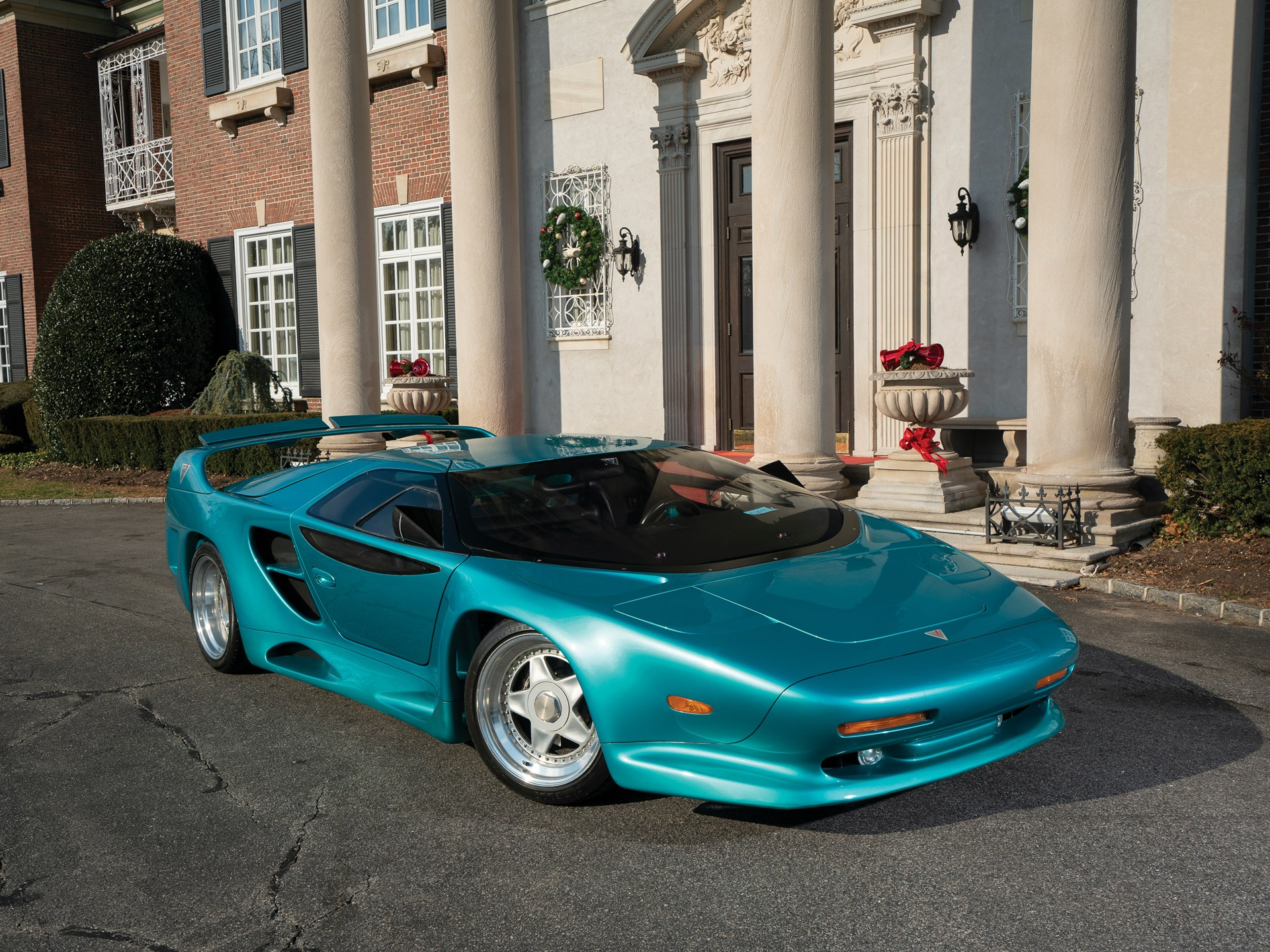 1993 Vector Avtech Wx 3 Prototype Top Speed Producing More Engine Power How Car Engines Work Howstuffworks
