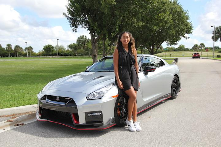 2018 Nissan GT-R Naomi Osaka Edition | Top Speed
