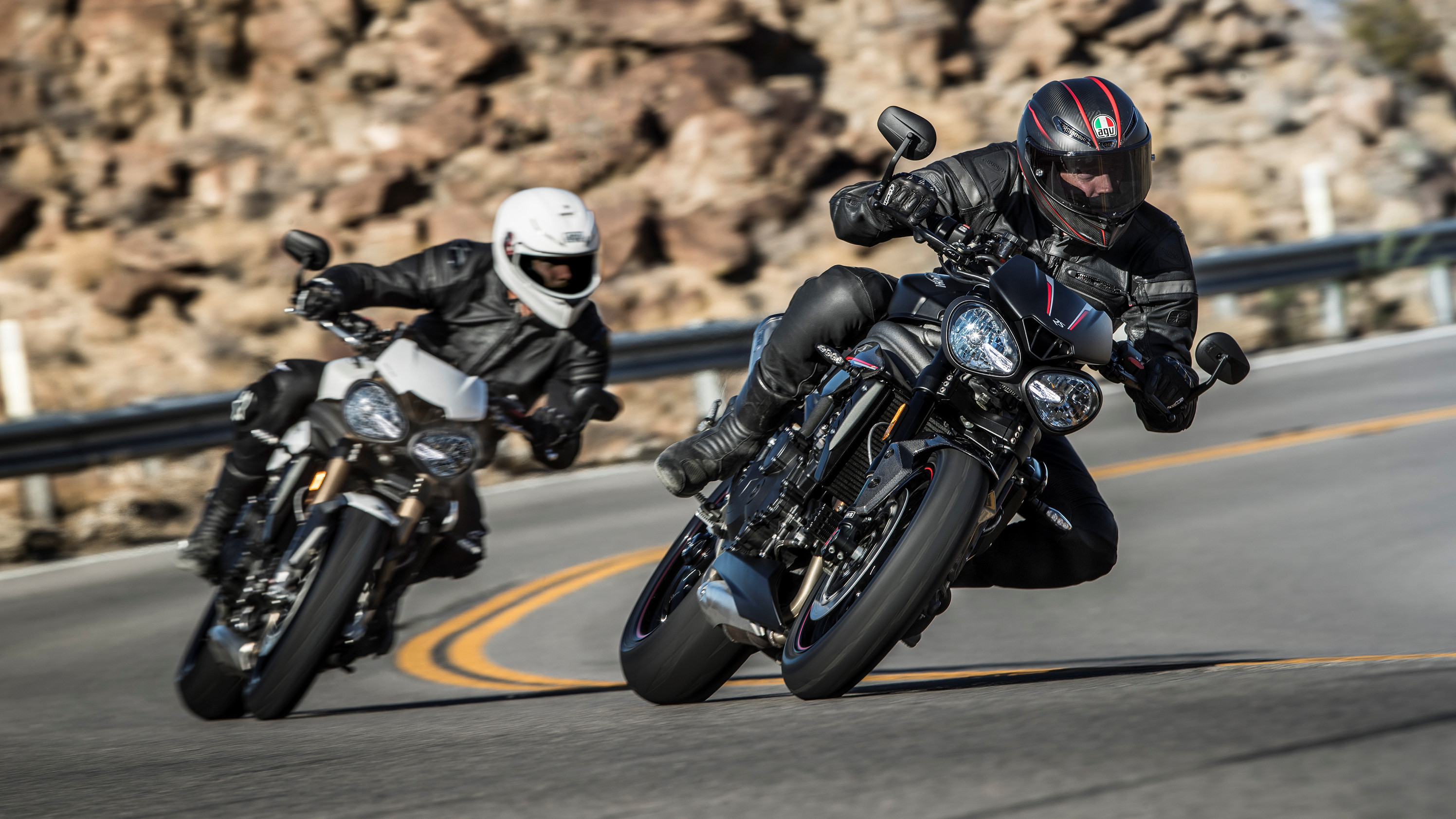 2018 2019 Triumph Speed Triple S Rs Top Speed
