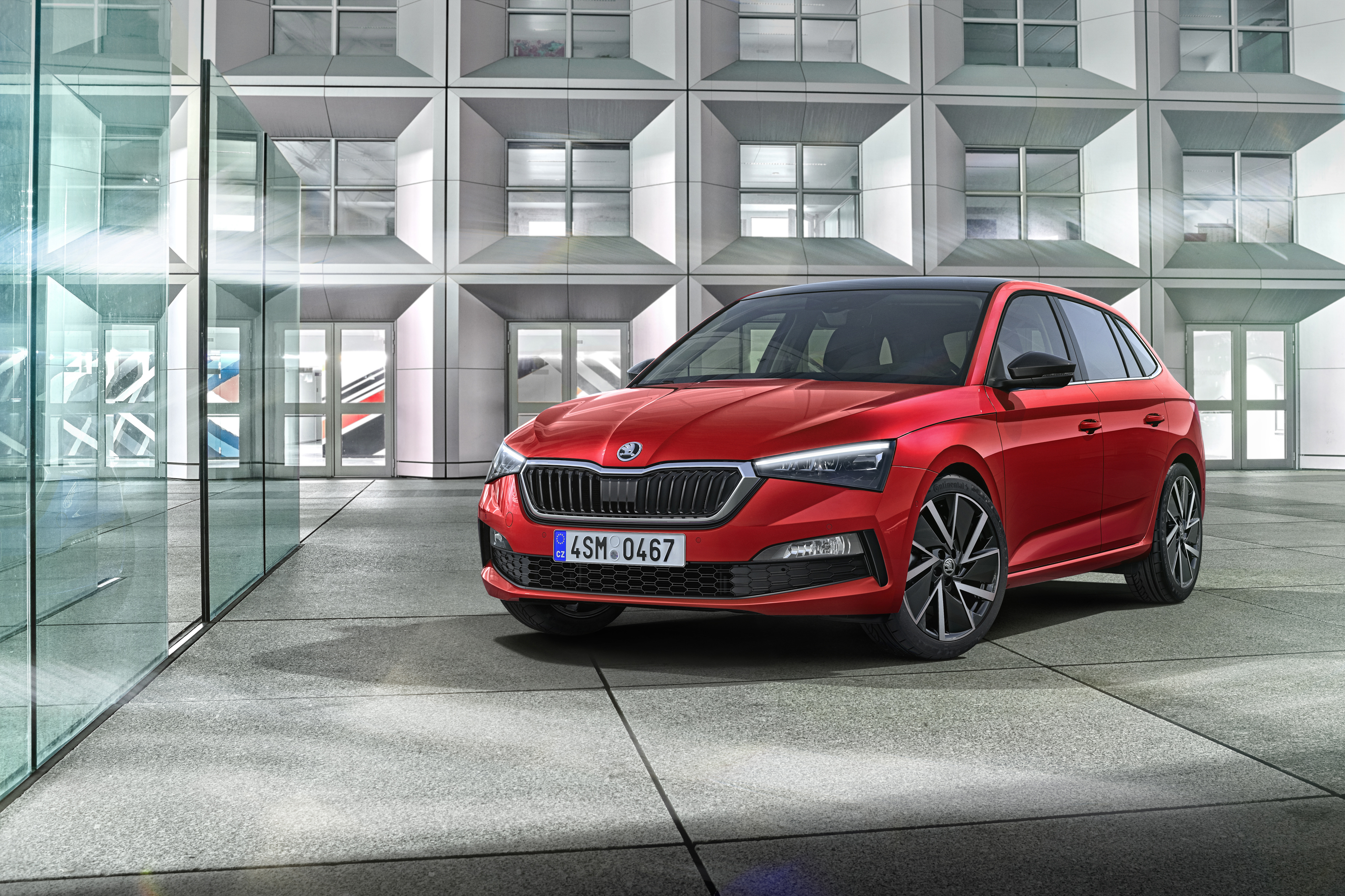 2019 Skoda Scala Top Speed