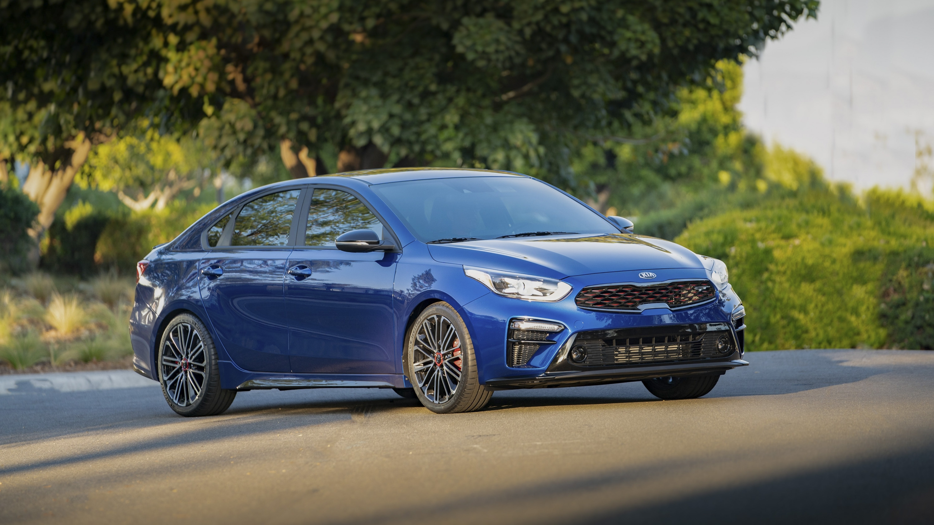 2020 Kia Forte Gt Pictures Photos Wallpapers Top Speed