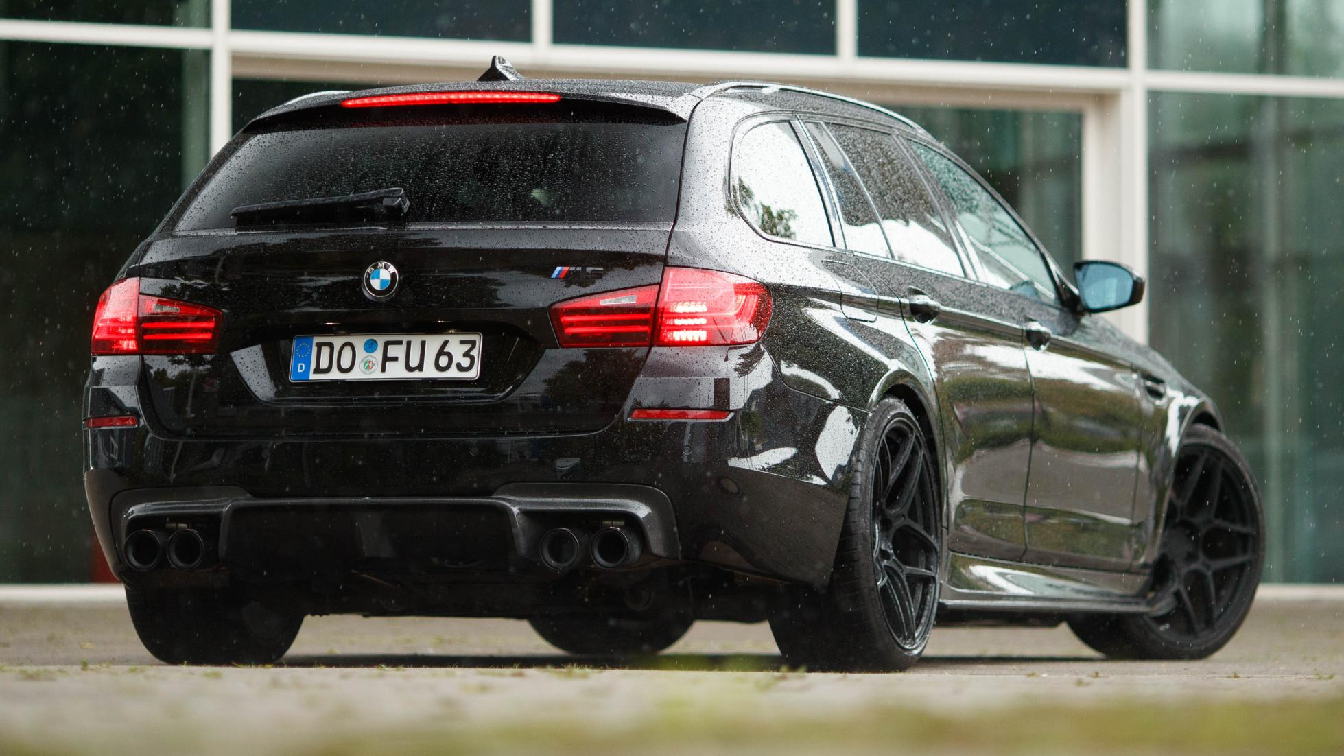 2018 Bmw M5 Touring F11 By Carbonfiber Dynamics Top Speed