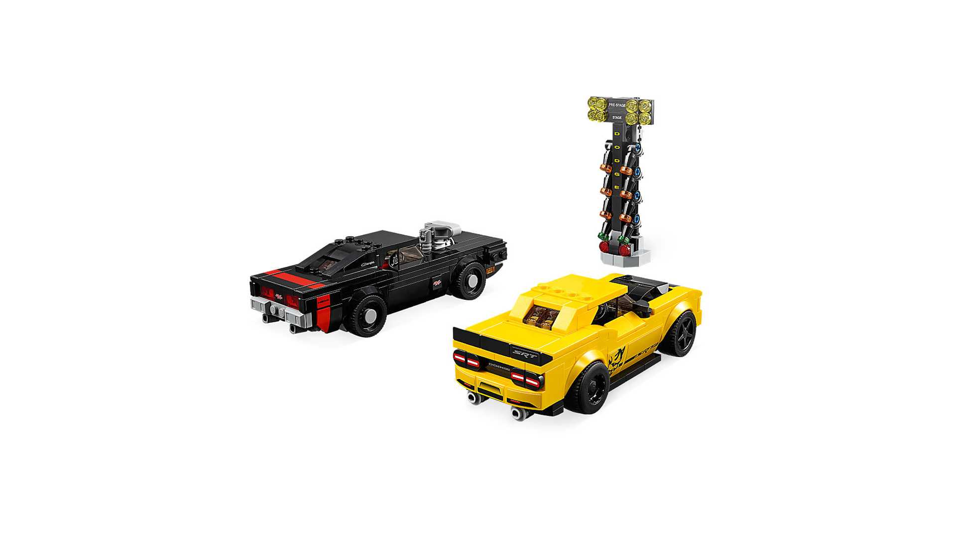 LEGO's 2019 Speed Champions Lineup Is Loaded With Pony Cars