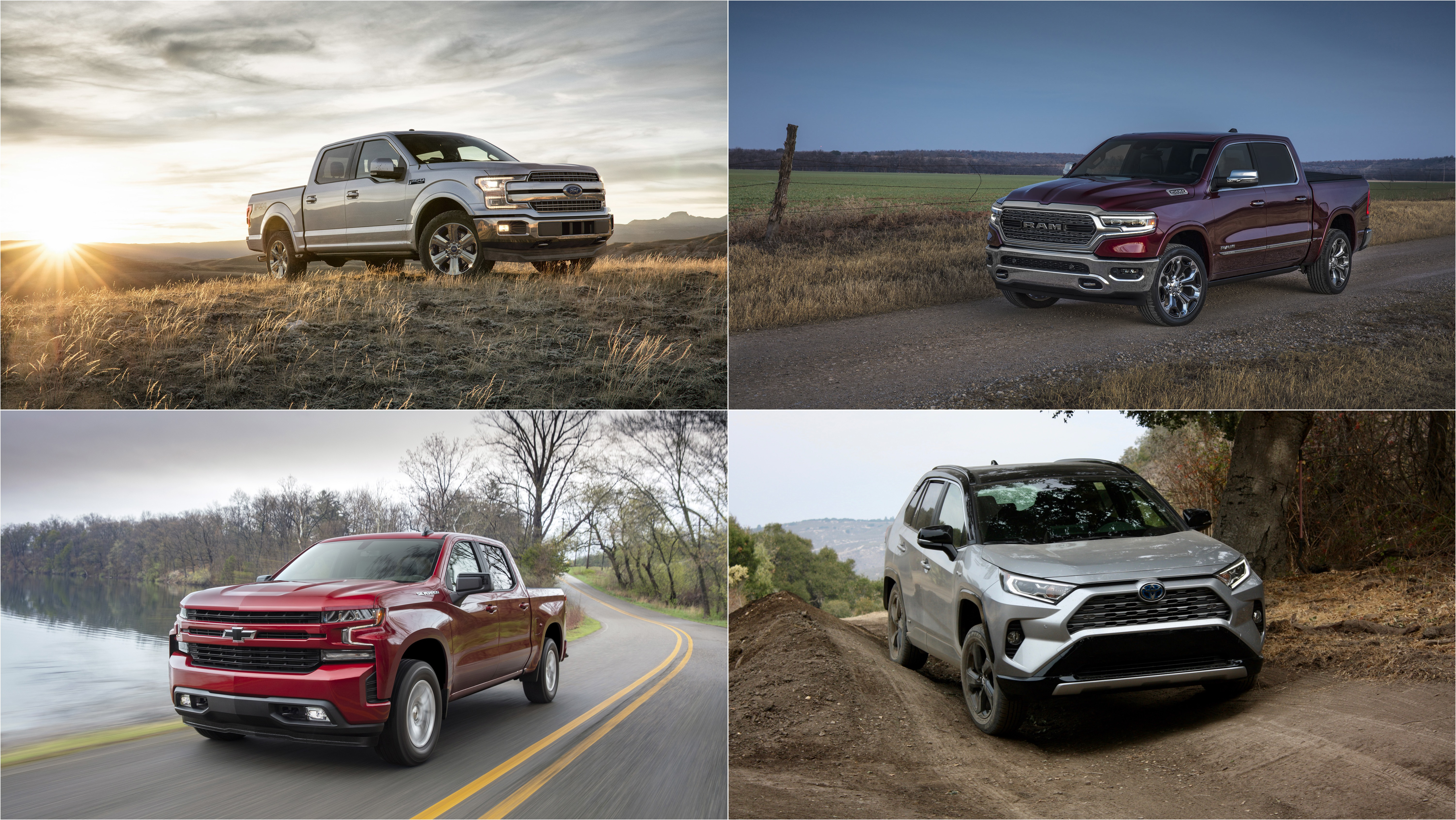 0ed8f5a164 The Best-Selling Cars In America This Year Through October 2018 ...