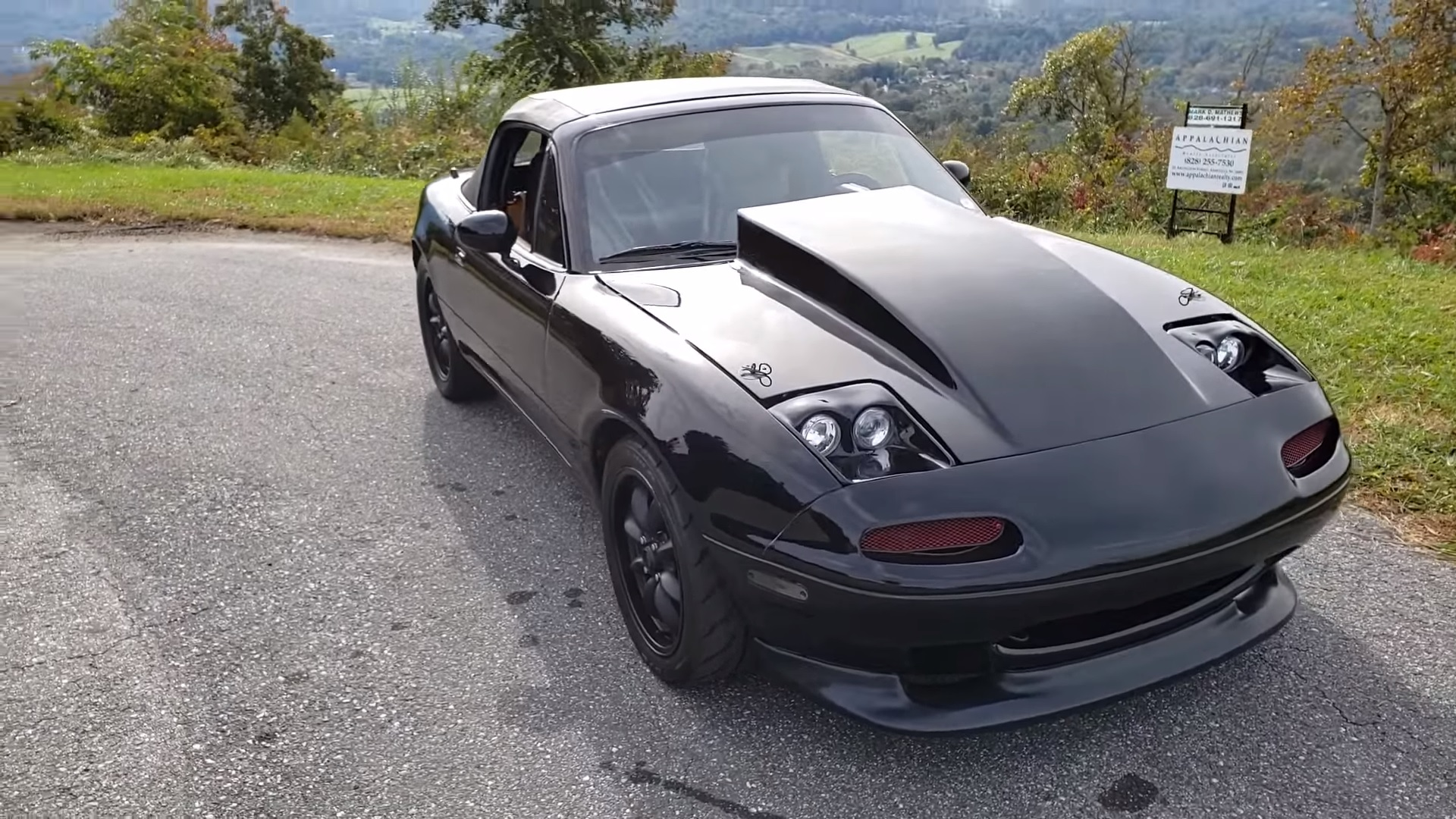 This Monster Miata Is Challenger Hellcat Fast At Just 20000 Top
