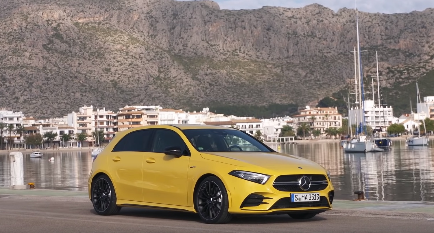 Video Reviews Say That The 2019 Mercedes Amg A35 Is Better Than The