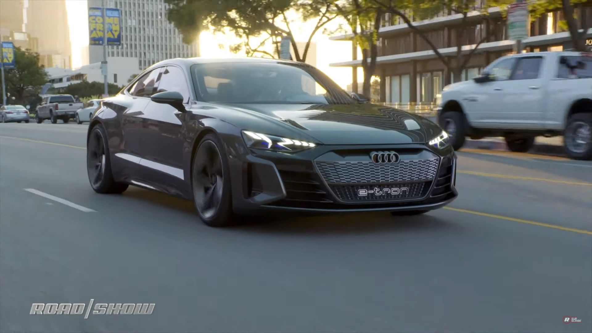Whats The Audi E Tron Gt Concept Like To Drive Pictures