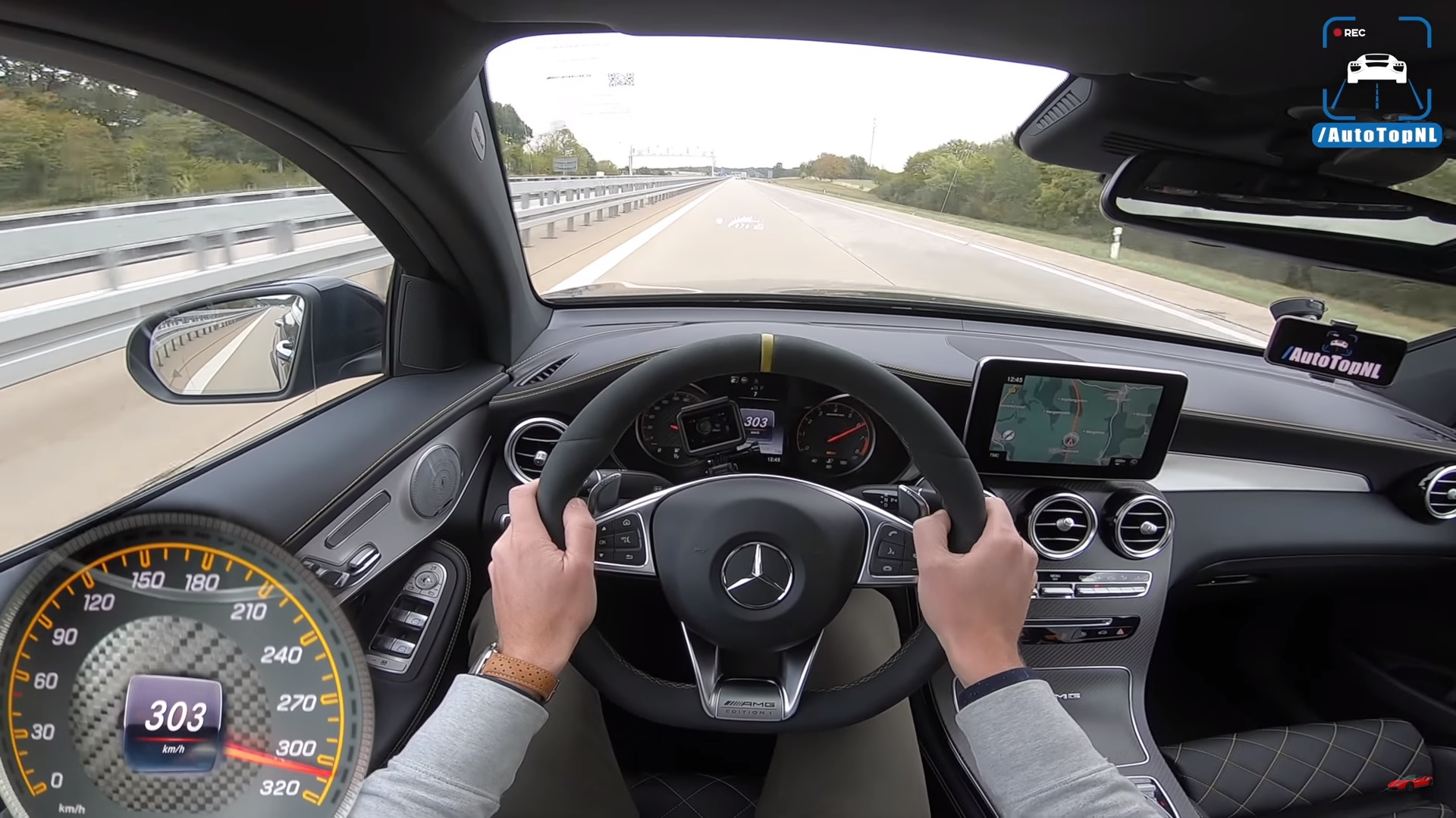 You Won't Believe How Fast This Tuned Mercedes GLC 63 Is