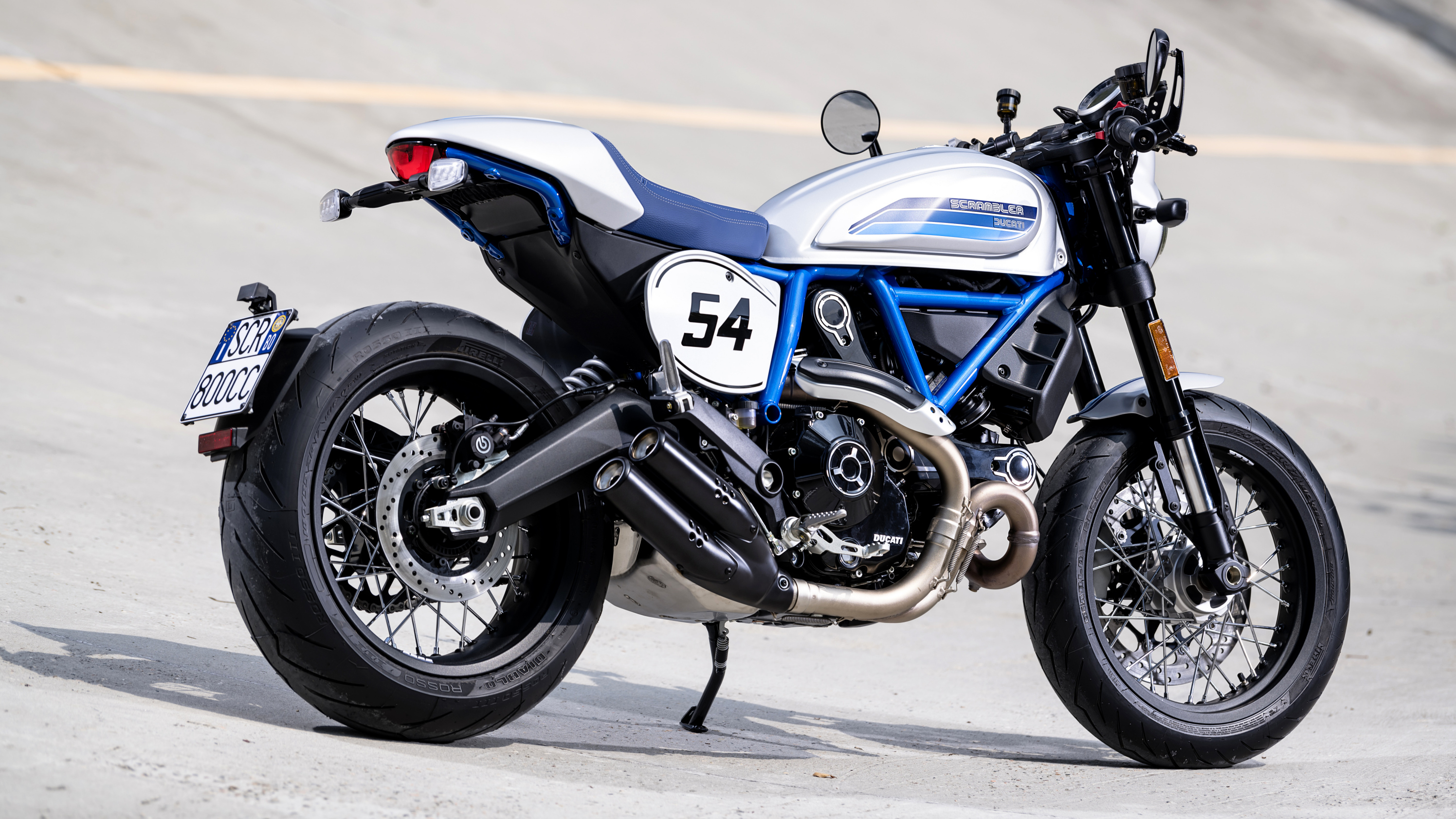 2019 Ducati Scrambler Café Racer Top Speed