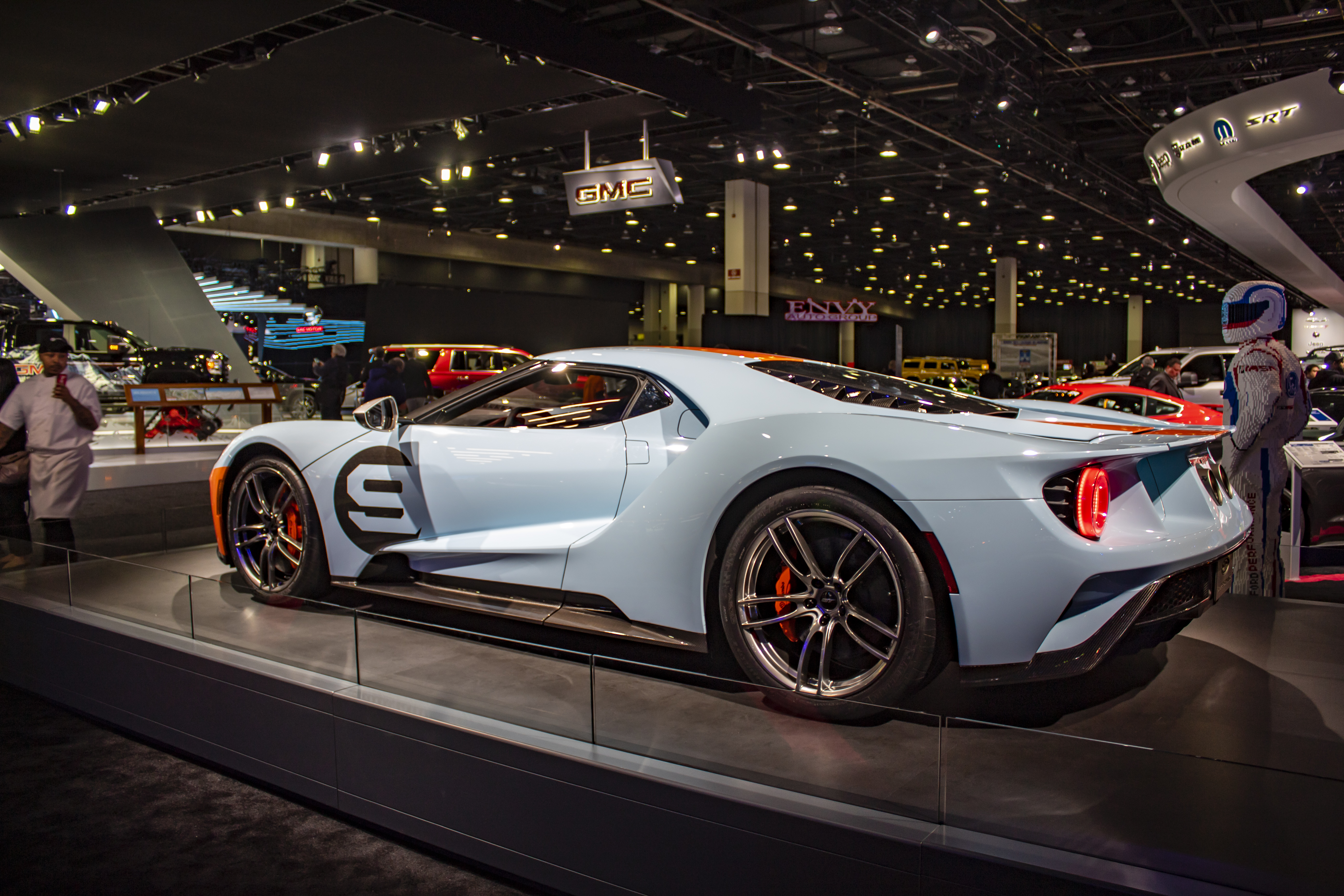 2019 Ford Gt Heritage Edition Top Speed
