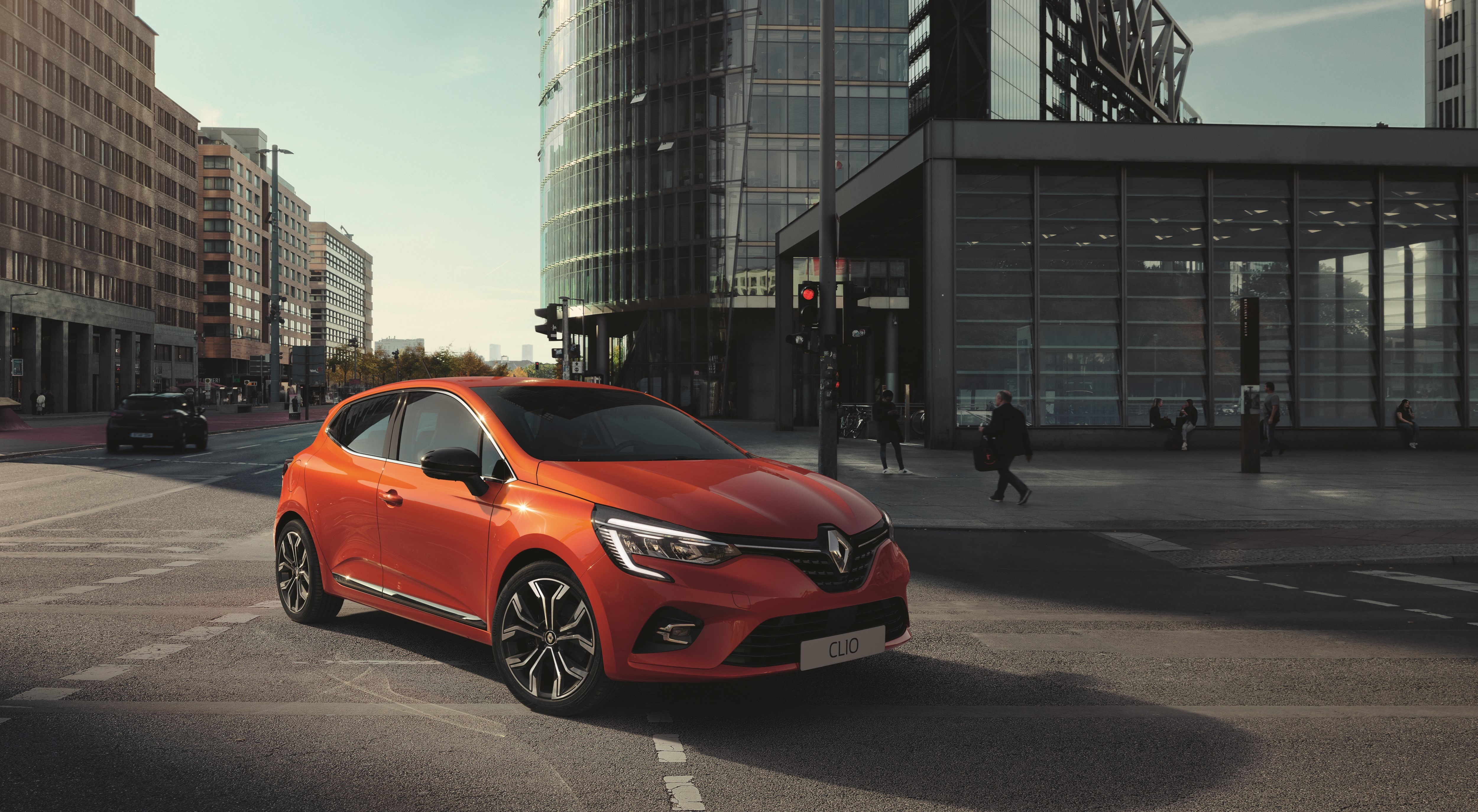 Wallpaper Of The Day 2019 Renault Clio Top Speed