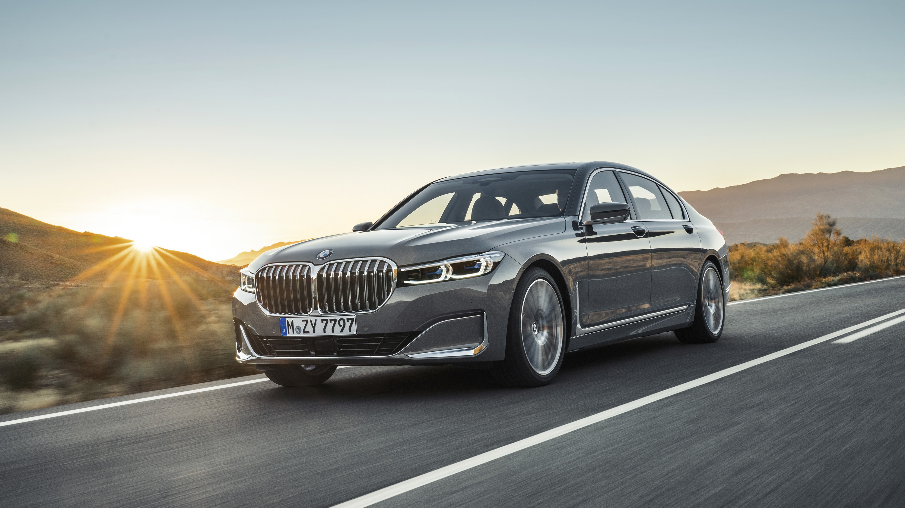 2020 Bmw 7 Series Pictures Photos Wallpapers Top Speed