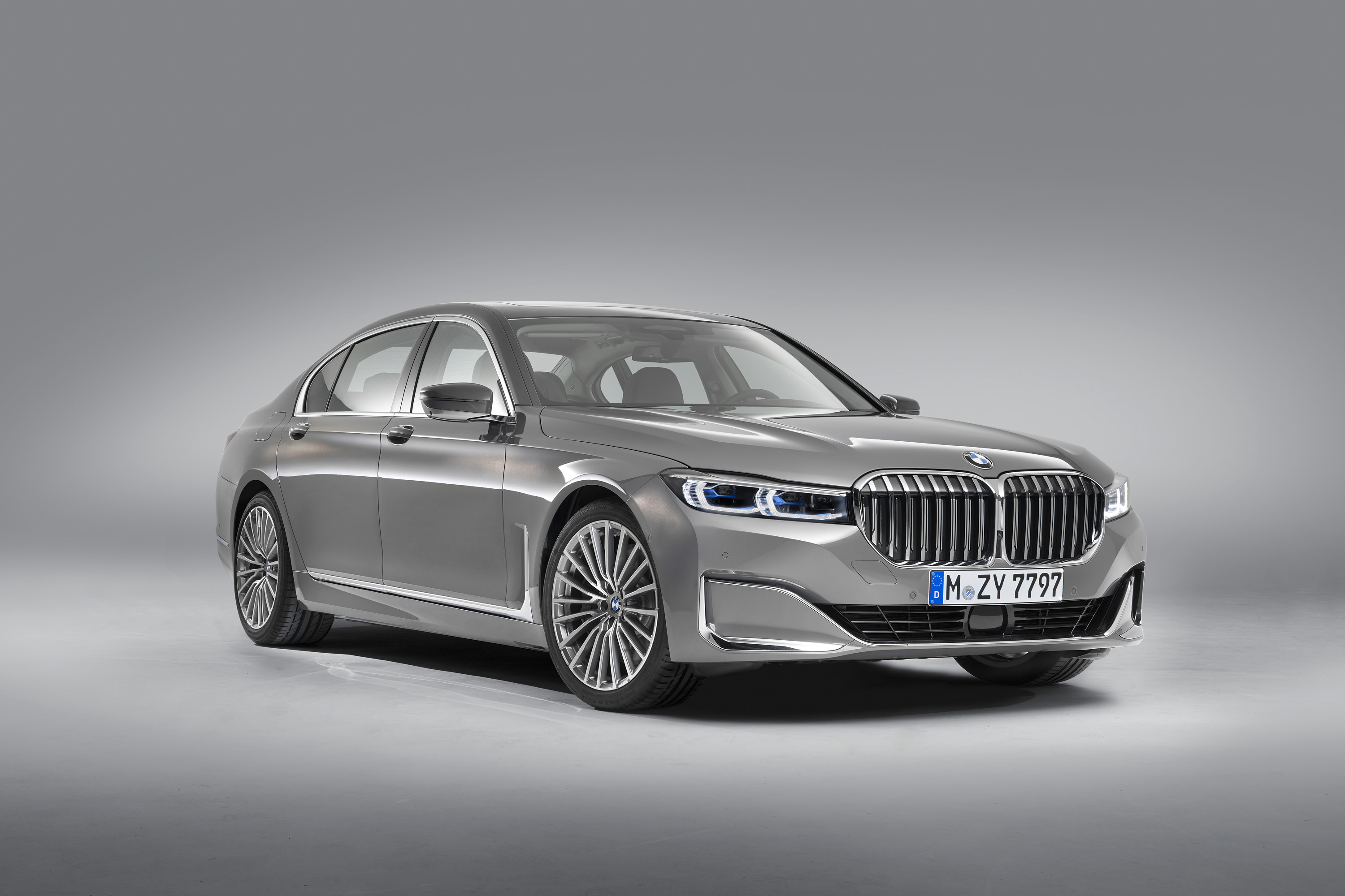 There S More To The 2020 Bmw 7 Series Than That Massive Grille Top