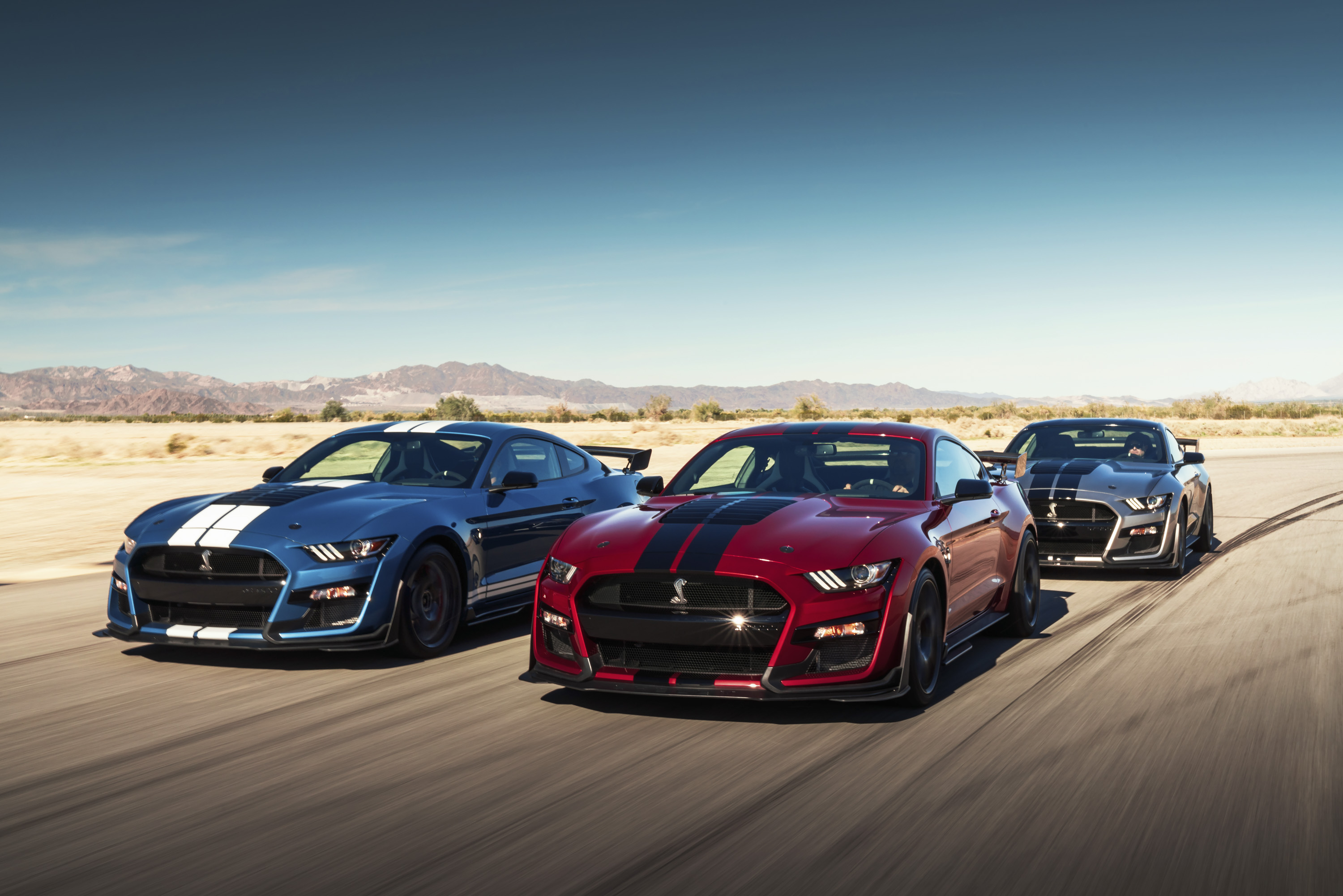 2020 Ford Mustang Colors