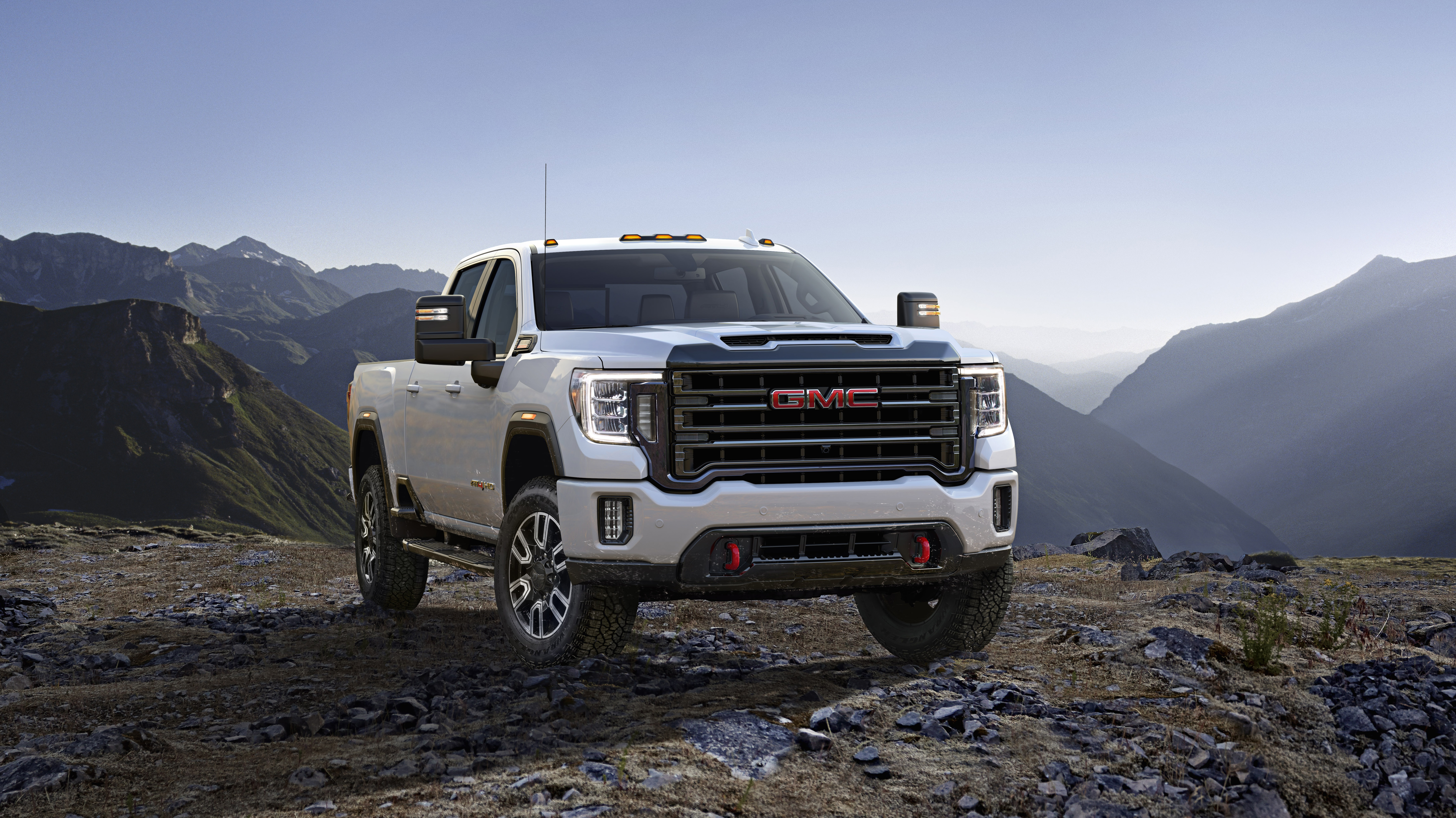 2020 GMC Sierra HD AT4 Pictures, Photos, Wallpapers. | Top ...