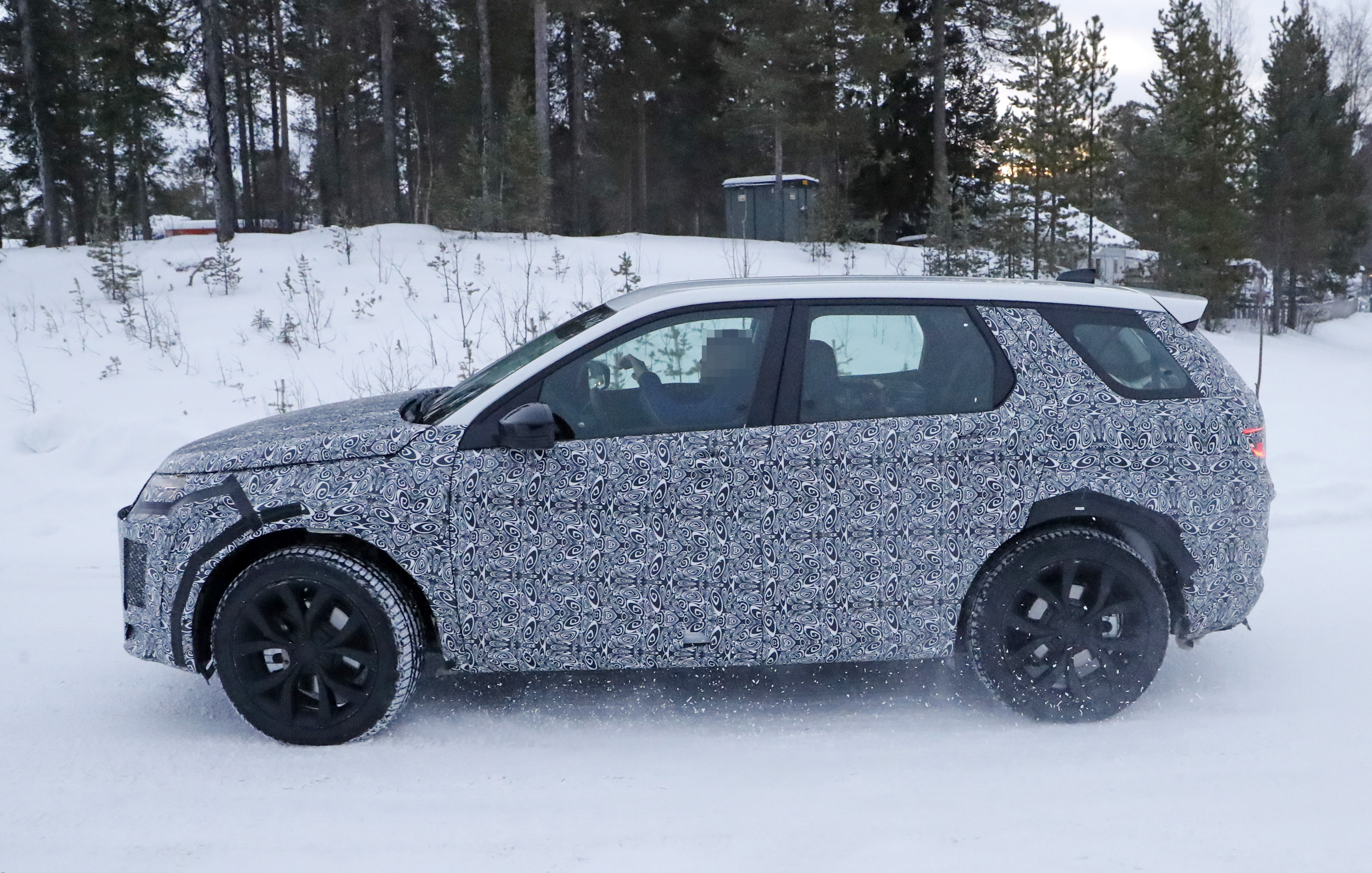 2020 Land Rover Discovery Sport Top Speed
