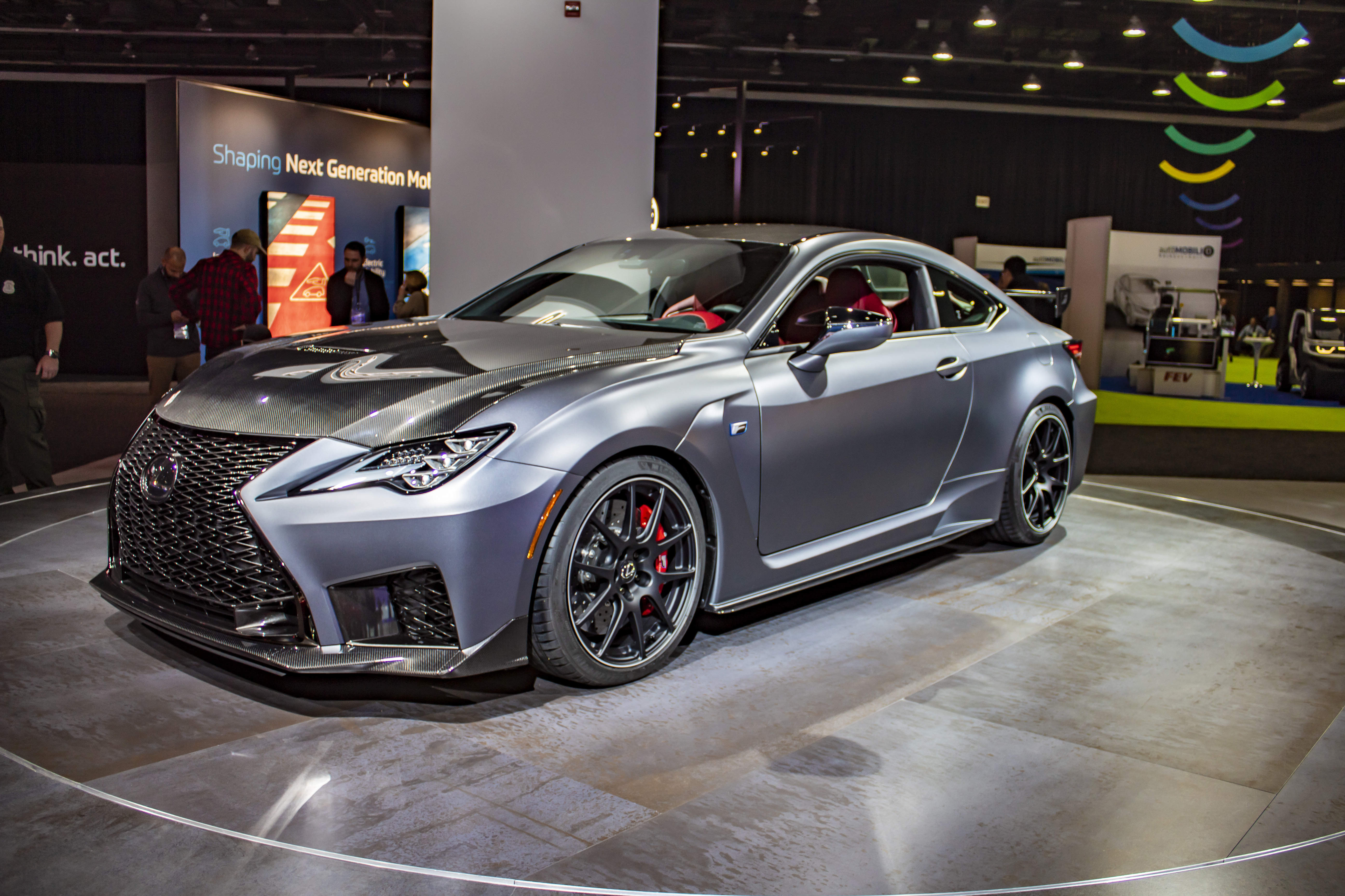 2020 Lexus RC F Track Edition Pictures, Photos, Wallpapers. | Top Speed