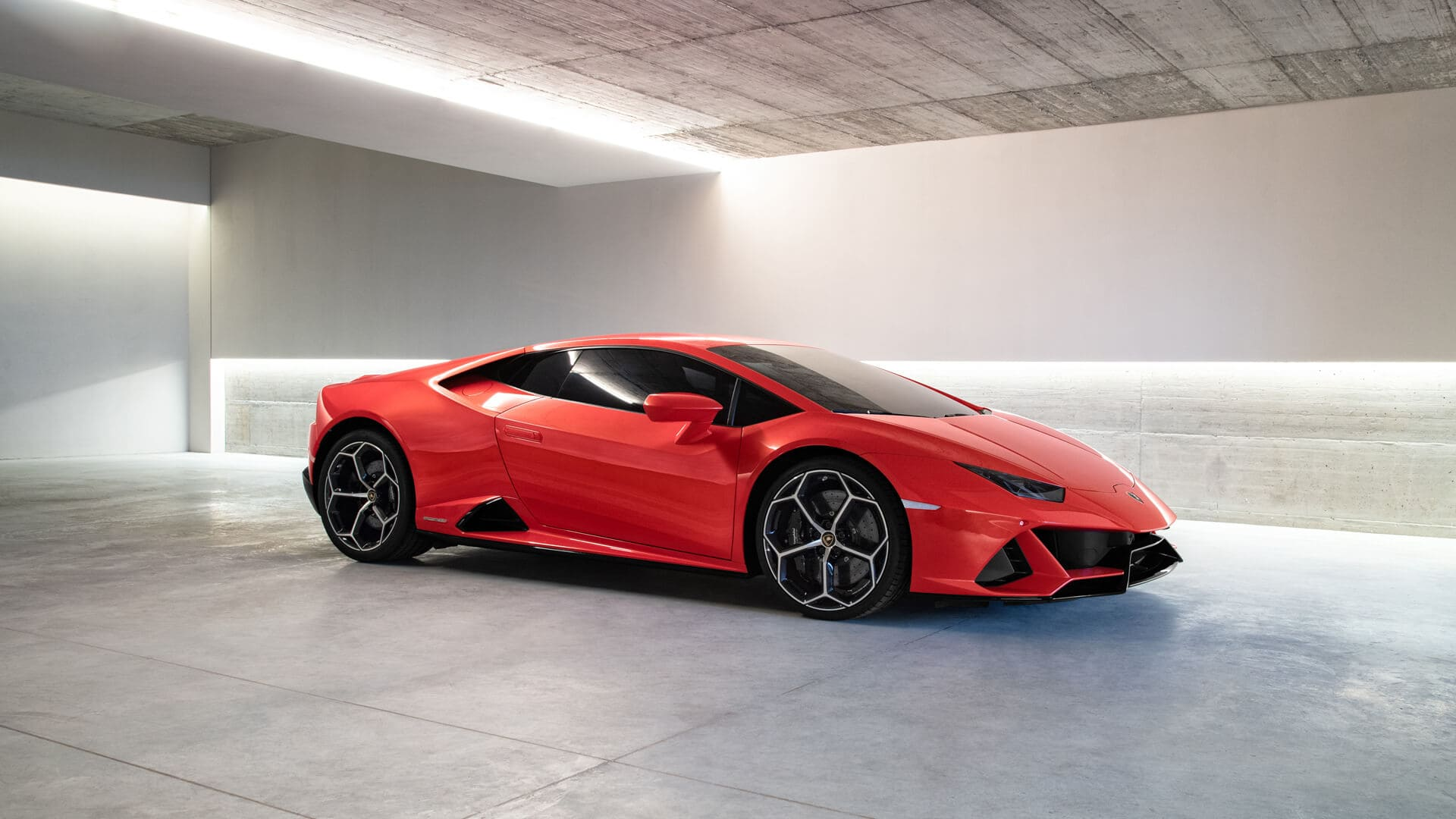 Wallpaper Of The Day 2019 Lamborghini Huracan Evo Top Speed