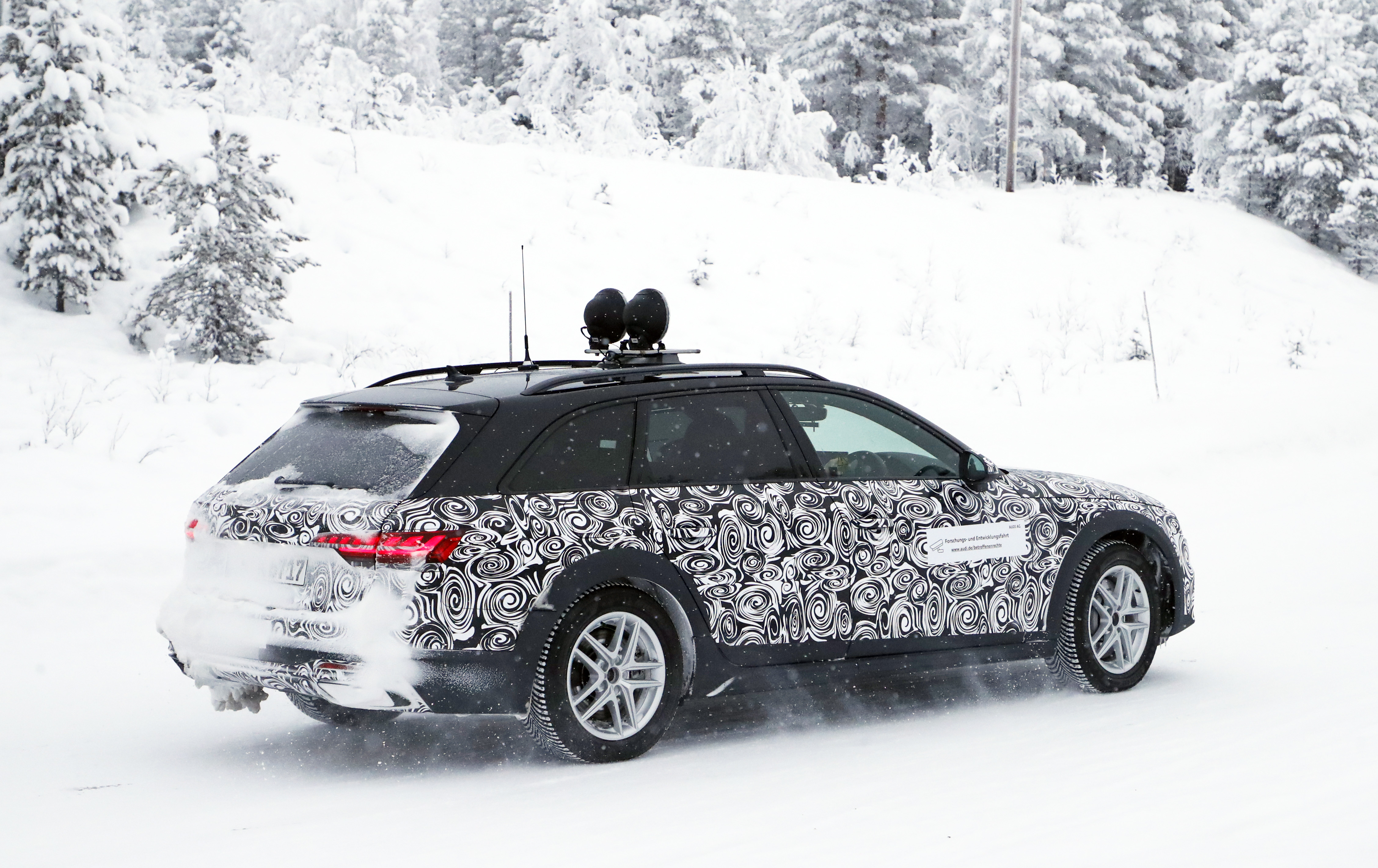 2020 Audi A4 Allroad | Top Speed