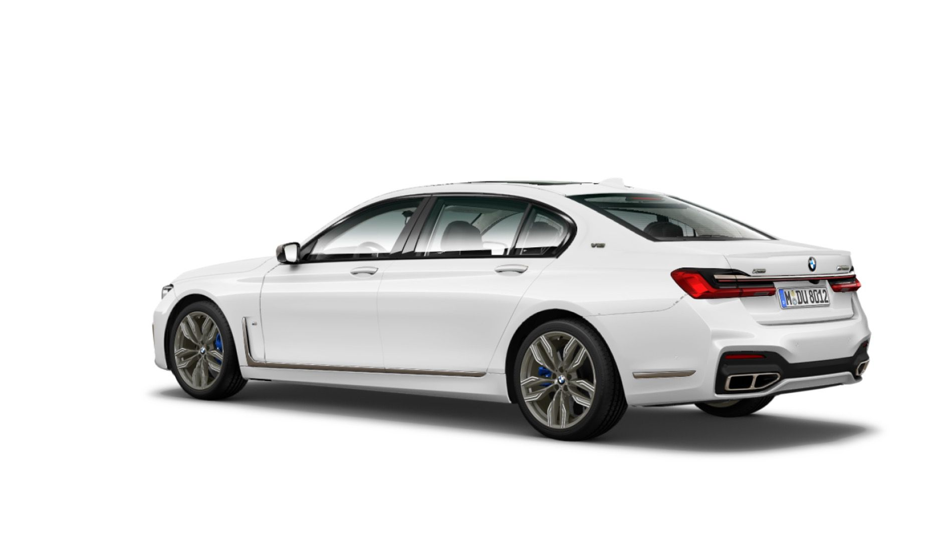 Bmw Has More Leaks Than A Cheap Tent As The 2020 7 Series Configurator Accidentally Goes Live Early Top Speed