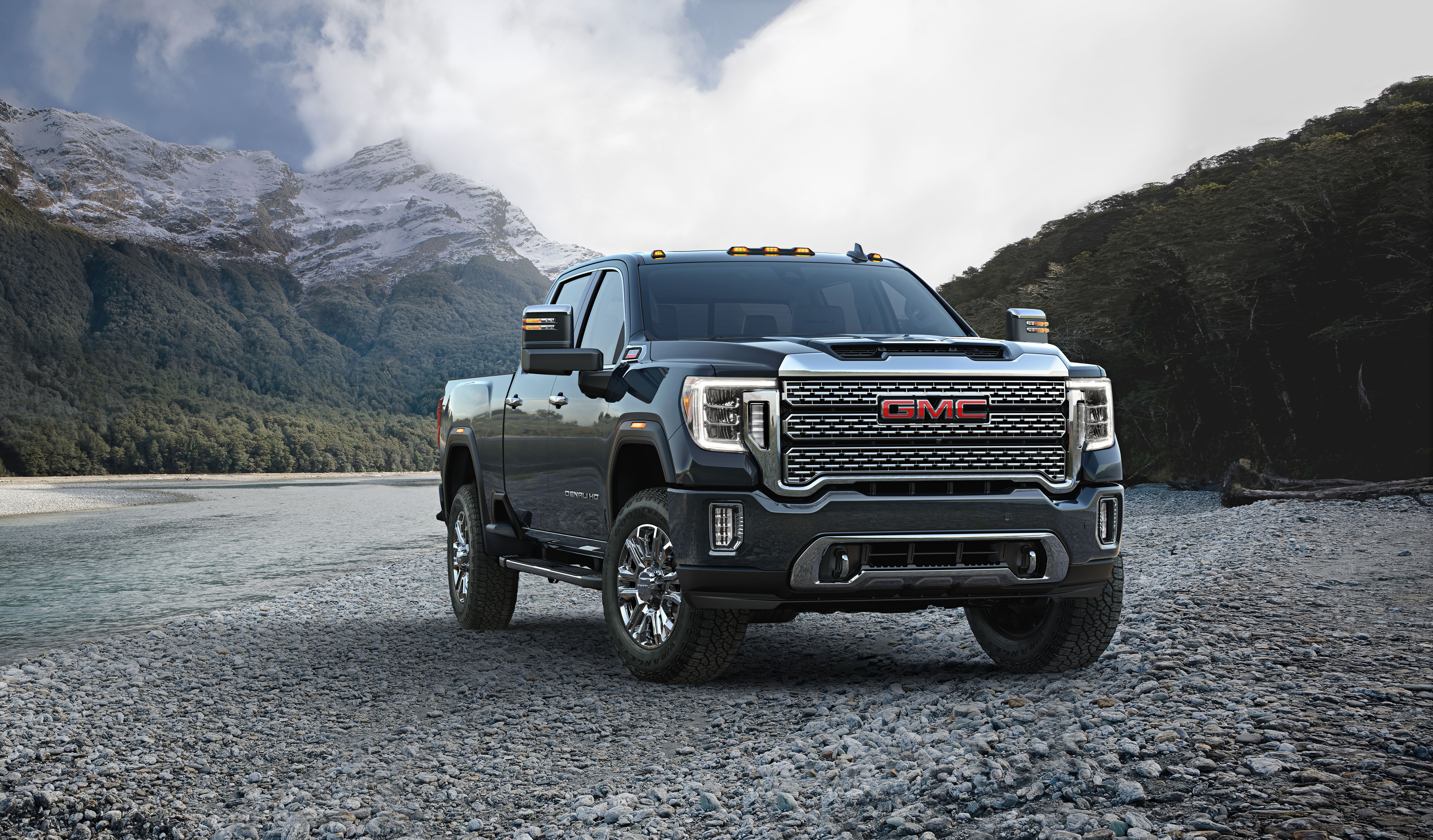 2020 GMC Sierra HD Pictures, Photos, Wallpapers. | Top Speed