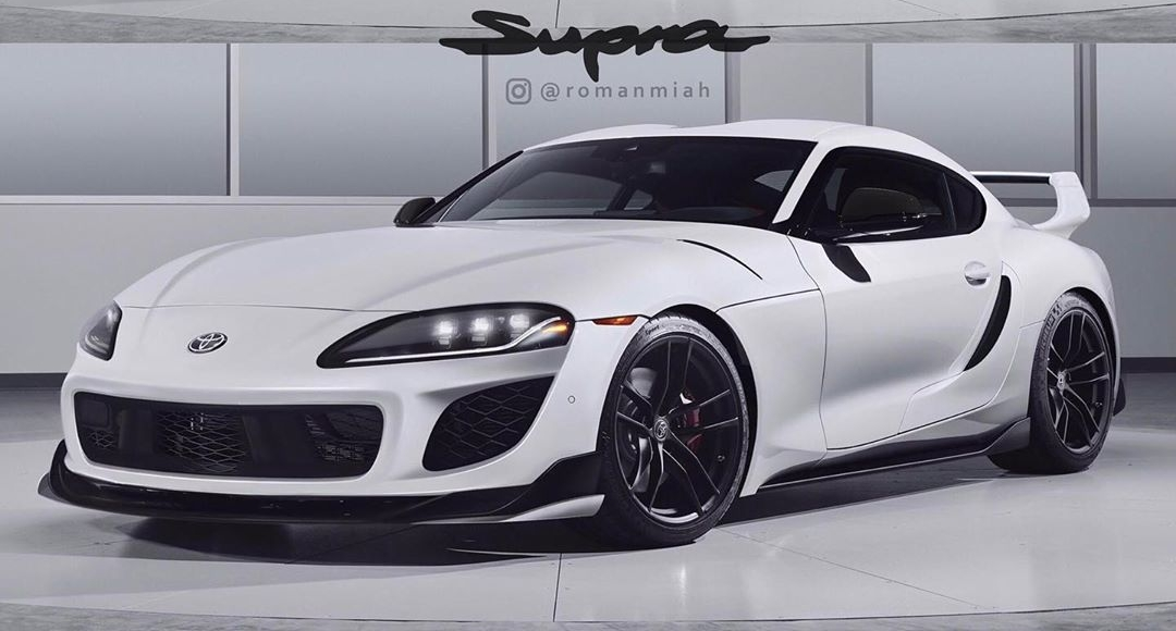 Toyota Ft 86 >> Here's Another Design Take On The 2020 Toyota Supra And Now We Know What It Should Have Looked ...