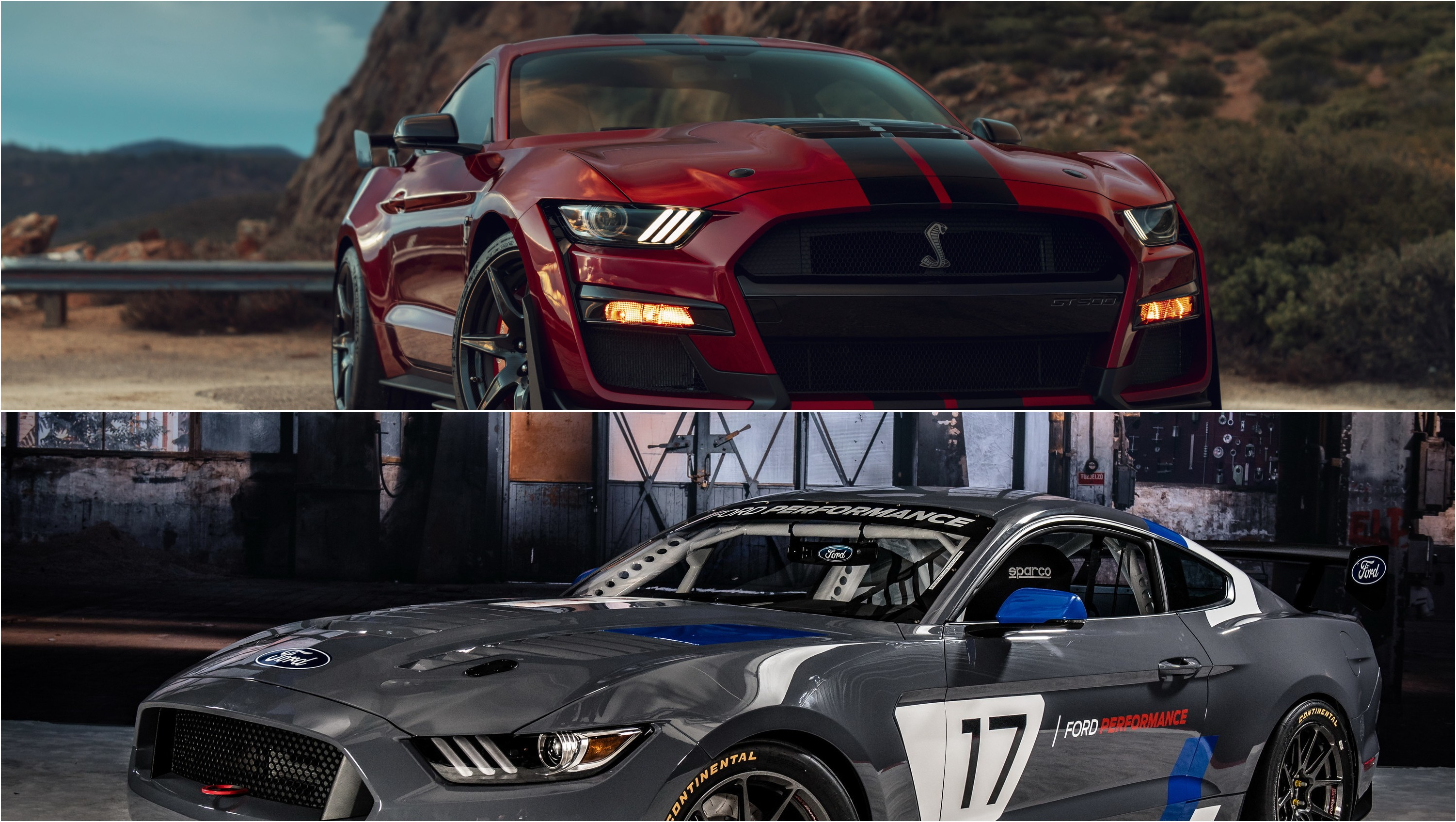 Ford Shelby F150 >> Quick Comparison: 2020 Ford Mustang Shelby GT500 Vs. 2016 Ford Mustang GT4 Pictures, Photos ...