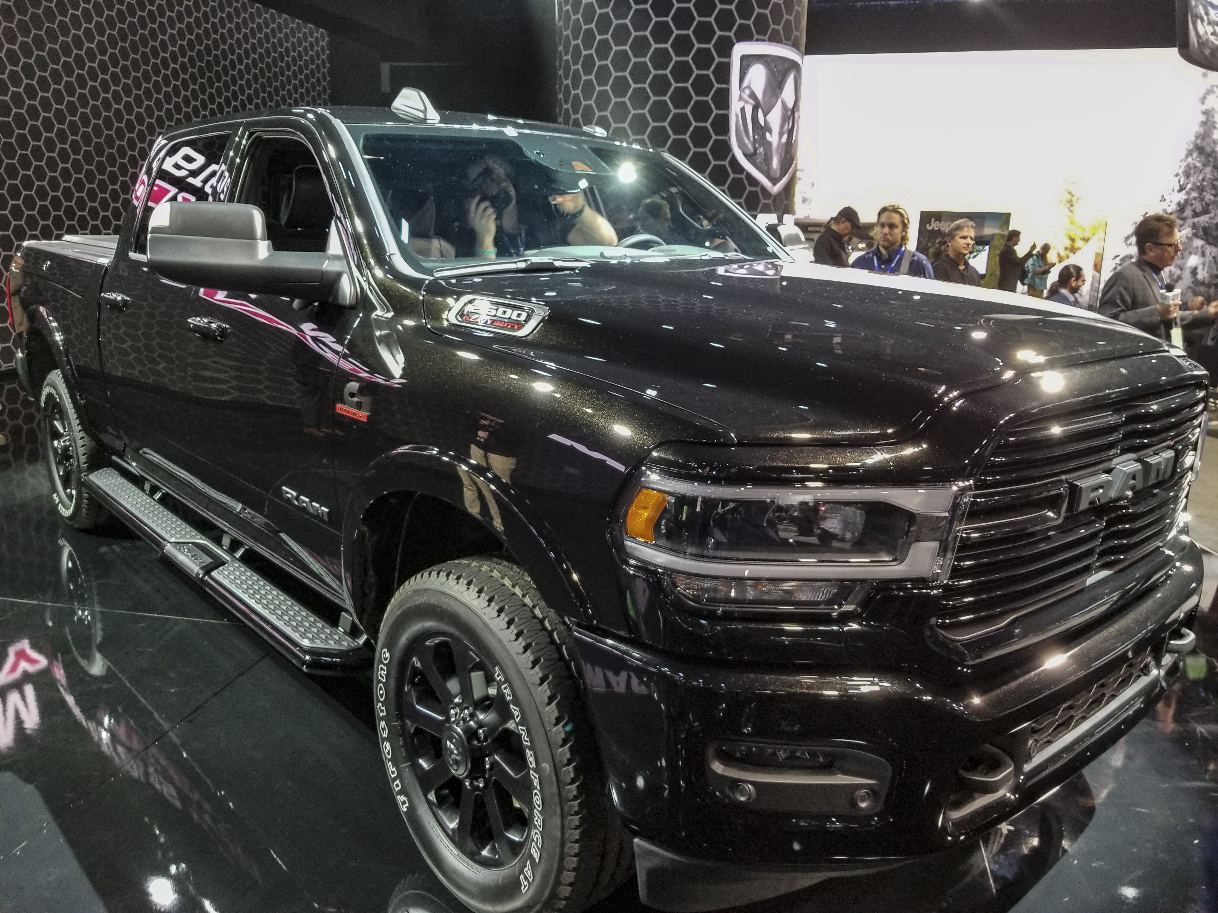 2019 Ram 2500 Limited Top Speed