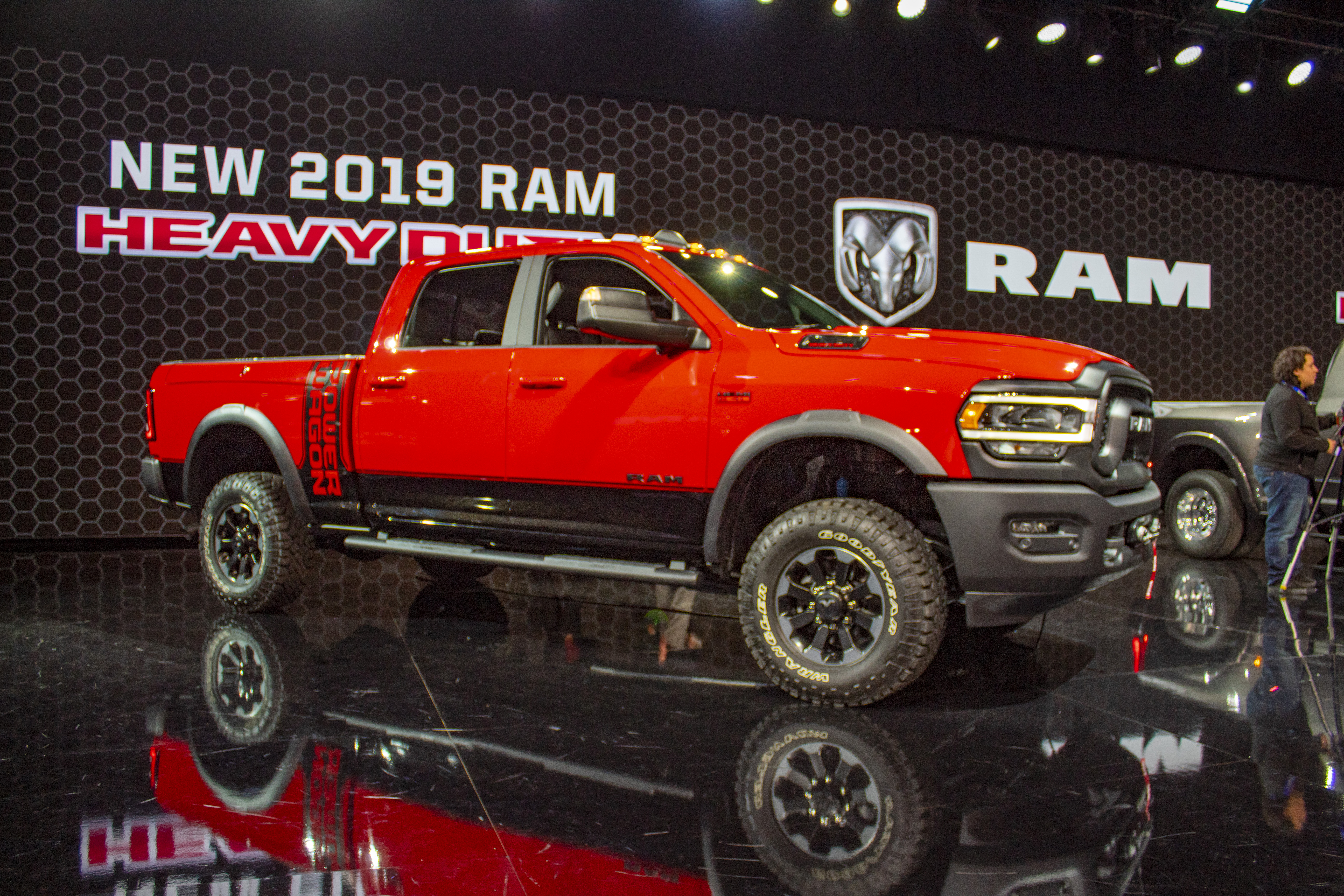 2019 Ram 2500 Power Wagon Pictures, Photos, Wallpapers ...