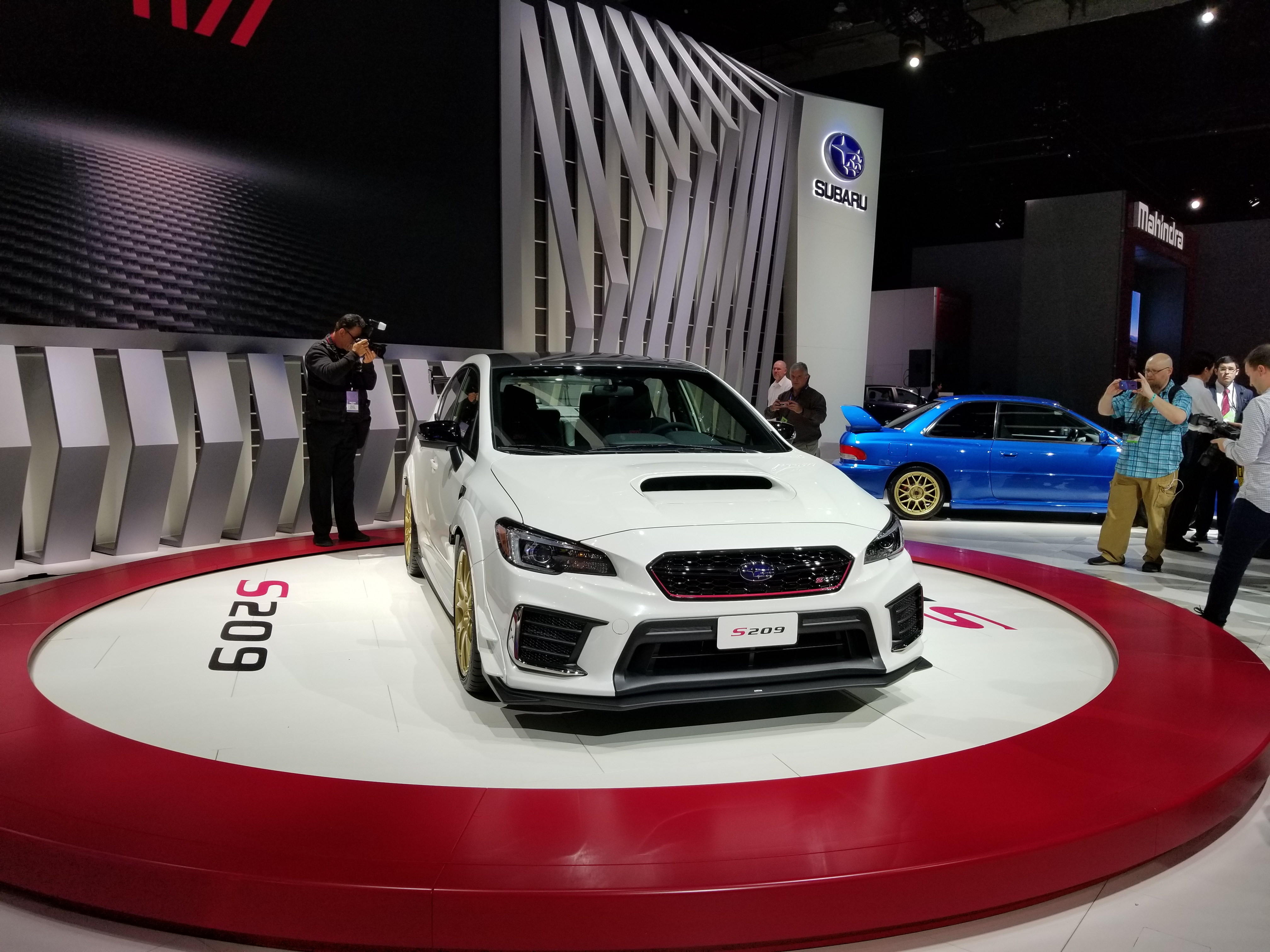 Here's Why Subaru Is Limiting The 2020 WRX STI S209 In The