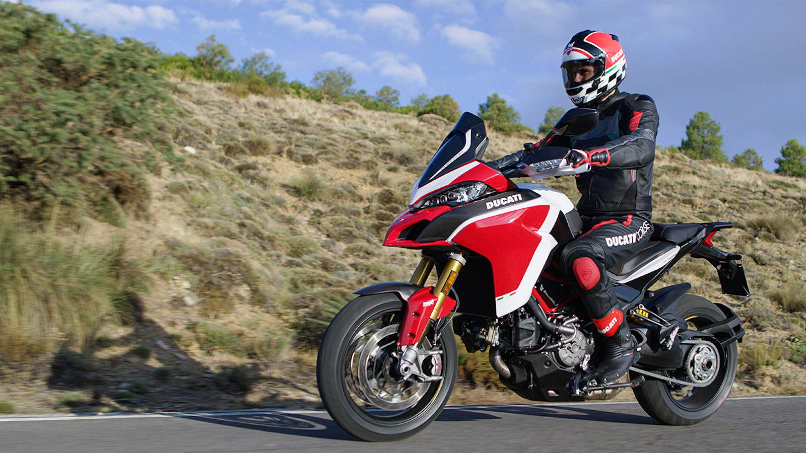 Amazing 2018 2019 Ducati Multistrada 1260 Pikes Peak Top Speed Caraccident5 Cool Chair Designs And Ideas Caraccident5Info