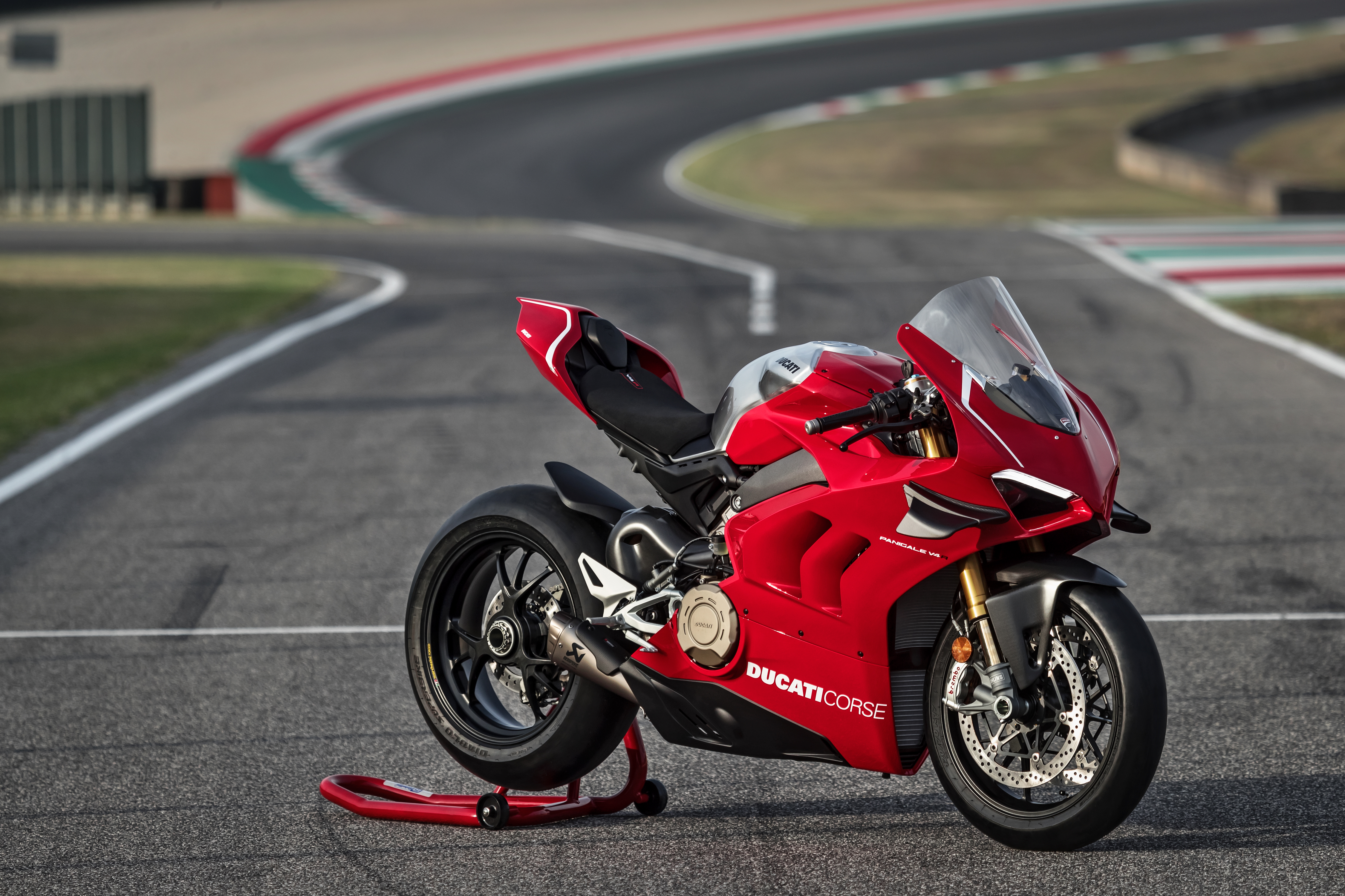 2019 Ducati Panigale V4 R Top Speed