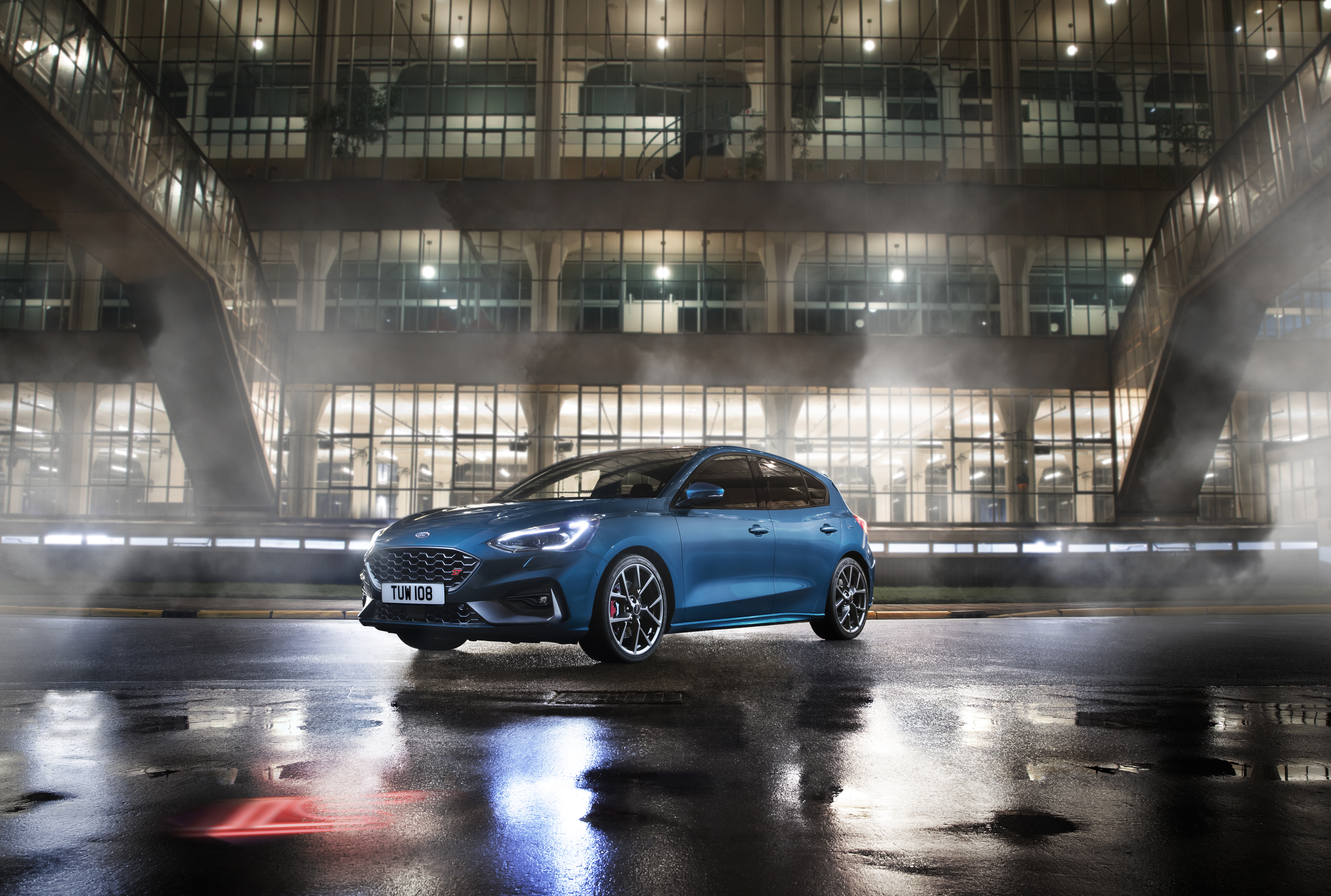 Wallpaper Of The Day 2019 Ford Focus St Pictures Photos