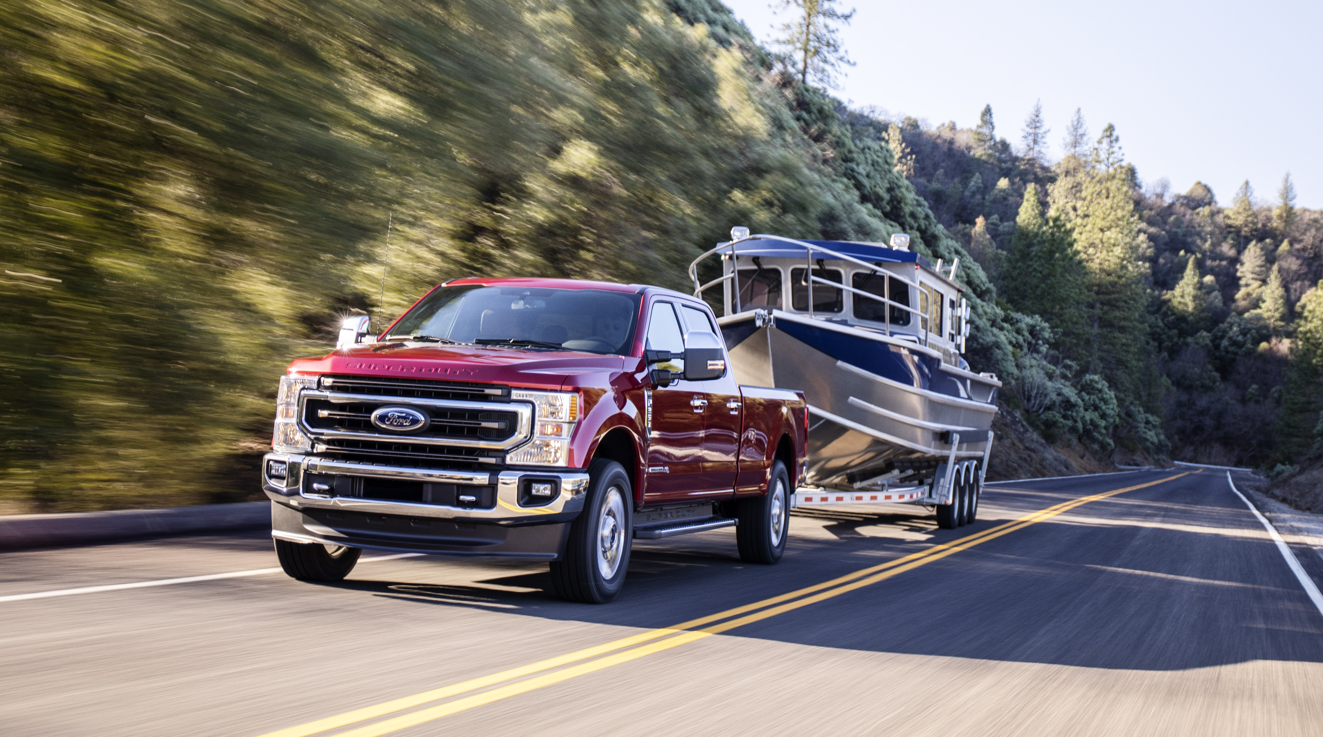 227224d765 2020 F-Series Super Duty Promises to Offer Highest Towing and Payload  Ratings
