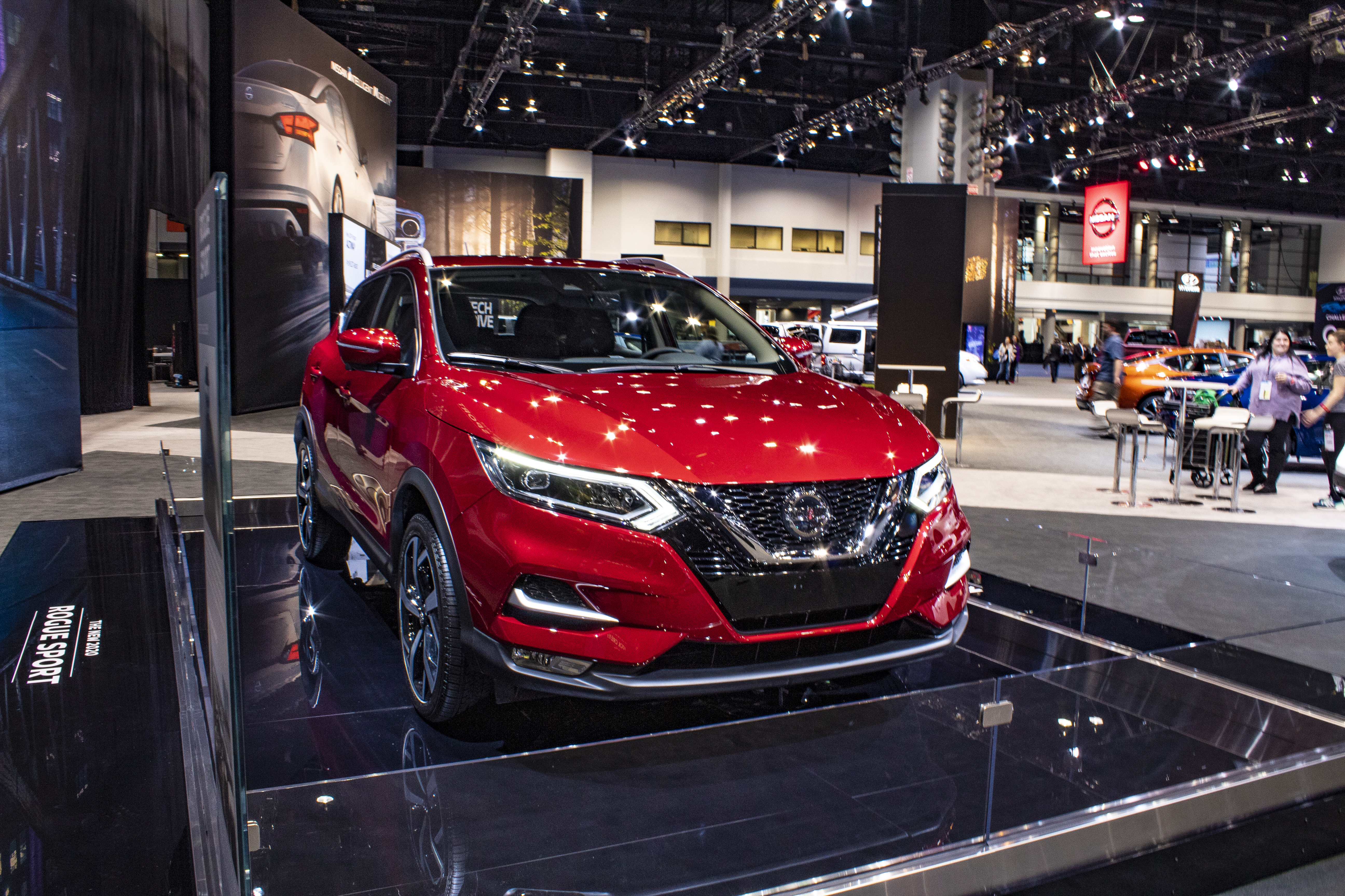 2020 Nissan Rogue Sport Pictures Photos Wallpapers Top