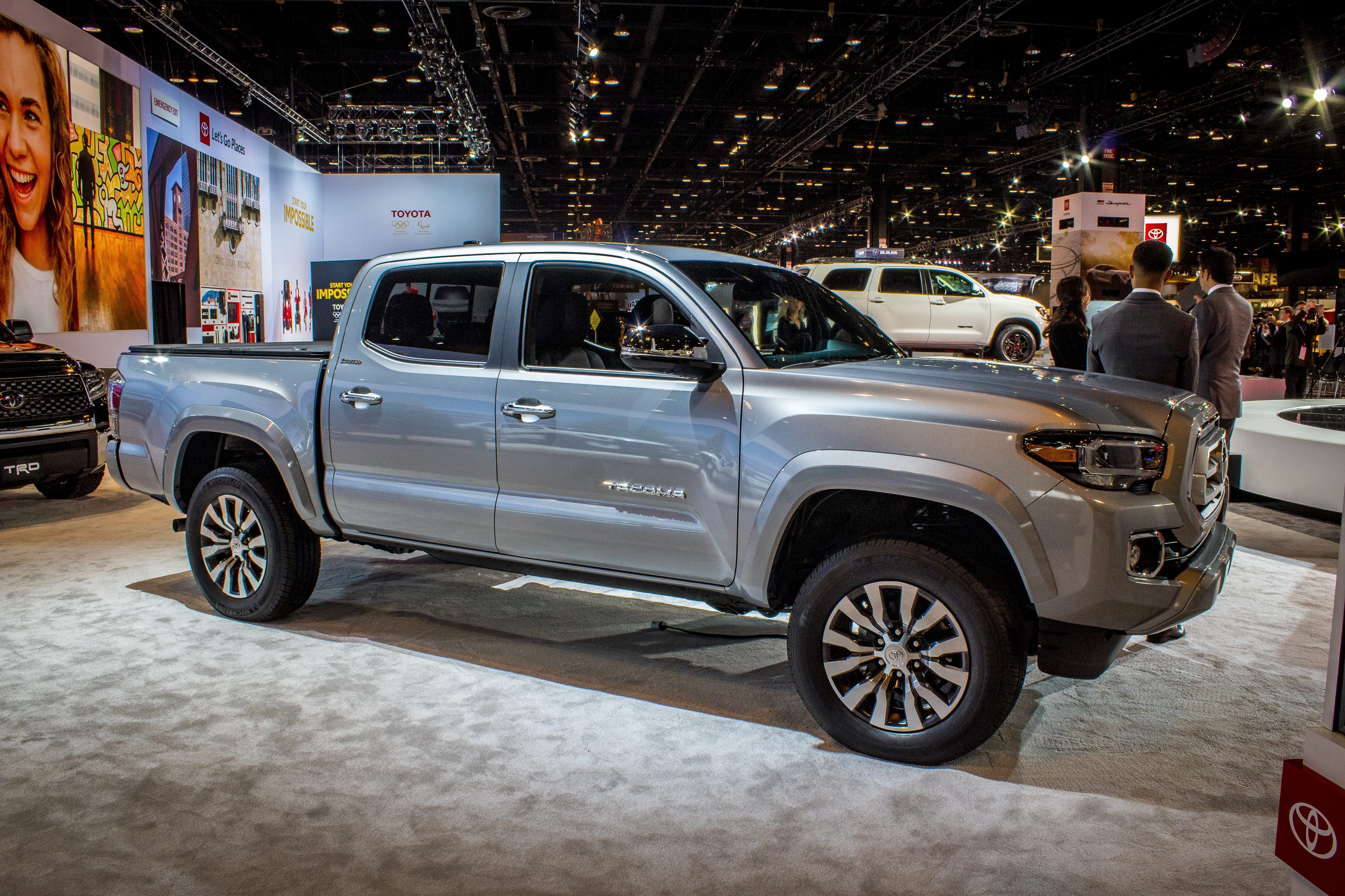 2020 Toyota Tacoma Pictures, Photos, Wallpapers. | Top Speed