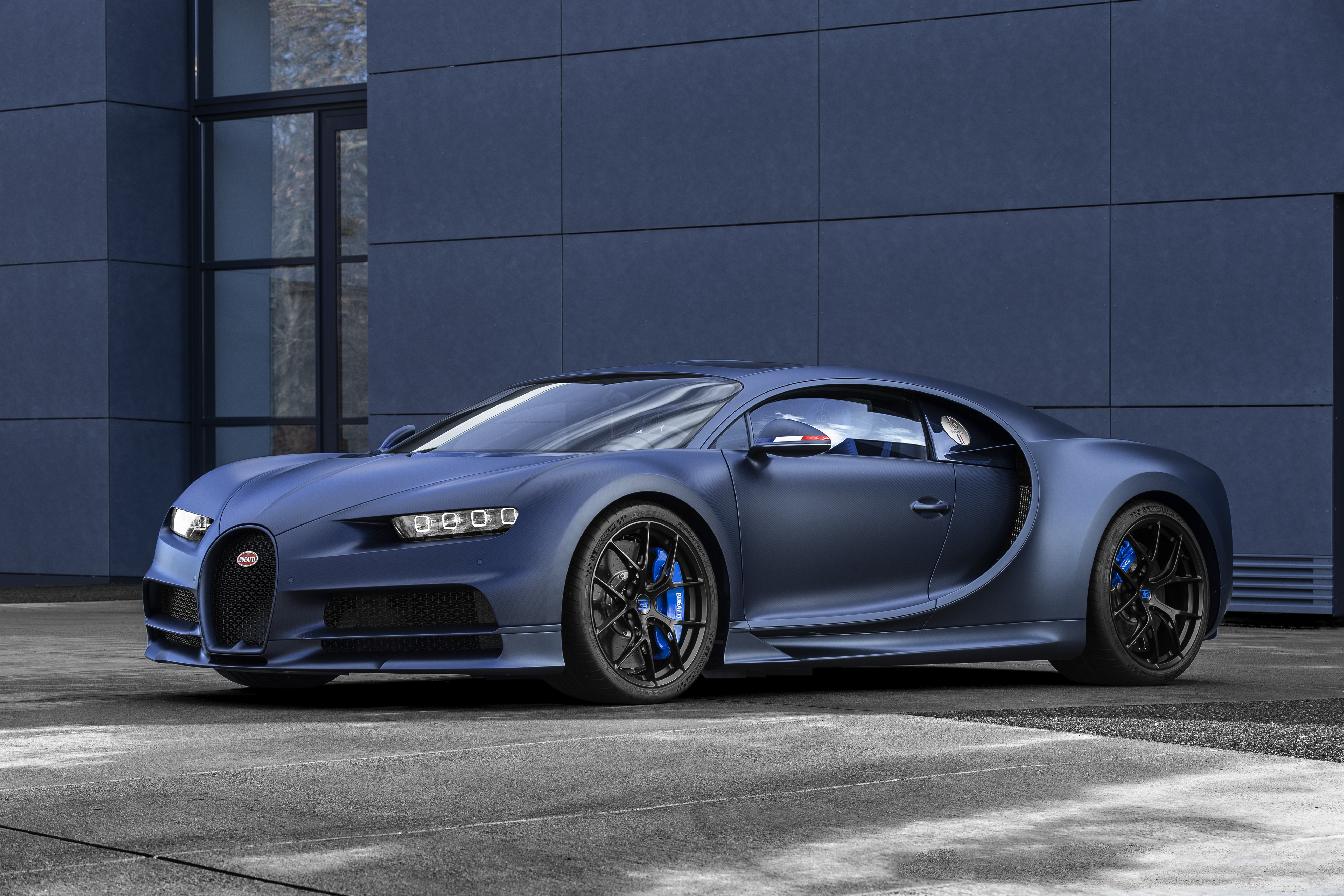 2019 Bugatti Chiron Sport 110 Ans Edition Pictures Photos