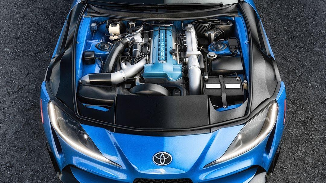 BMW Replaces Entire Engine Line With Toyota 2JZ   Top Speed