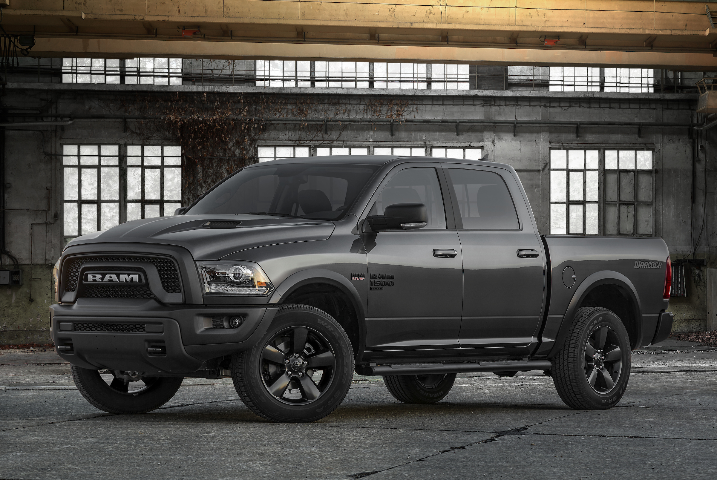 2019 Ram 1500 Classic Warlock Pictures, Photos, Wallpapers ...