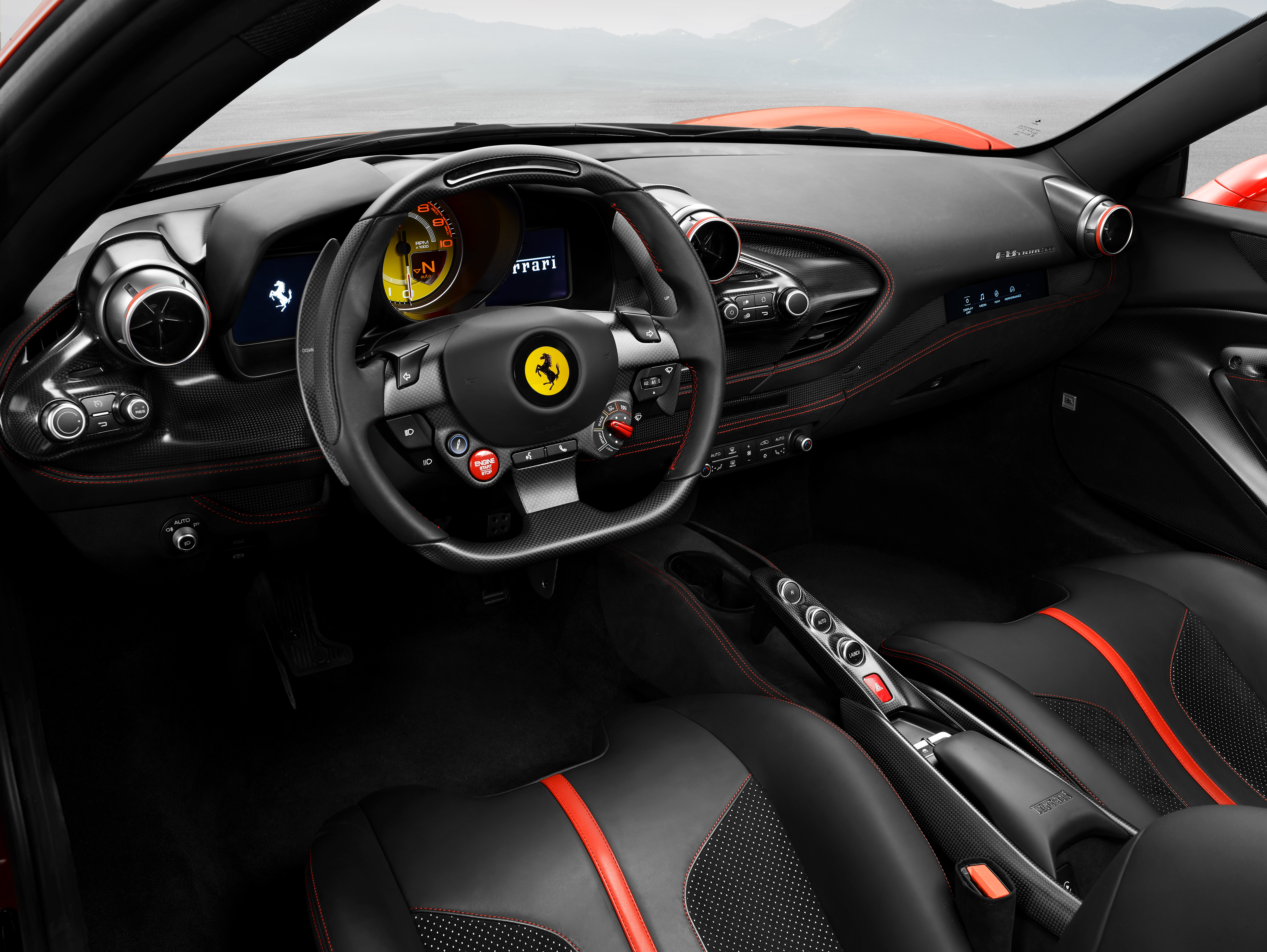 The 2020 Ferrari F8 Tributo Joins Ferrari's Lineup As A Successor To The 488 | Top Speed