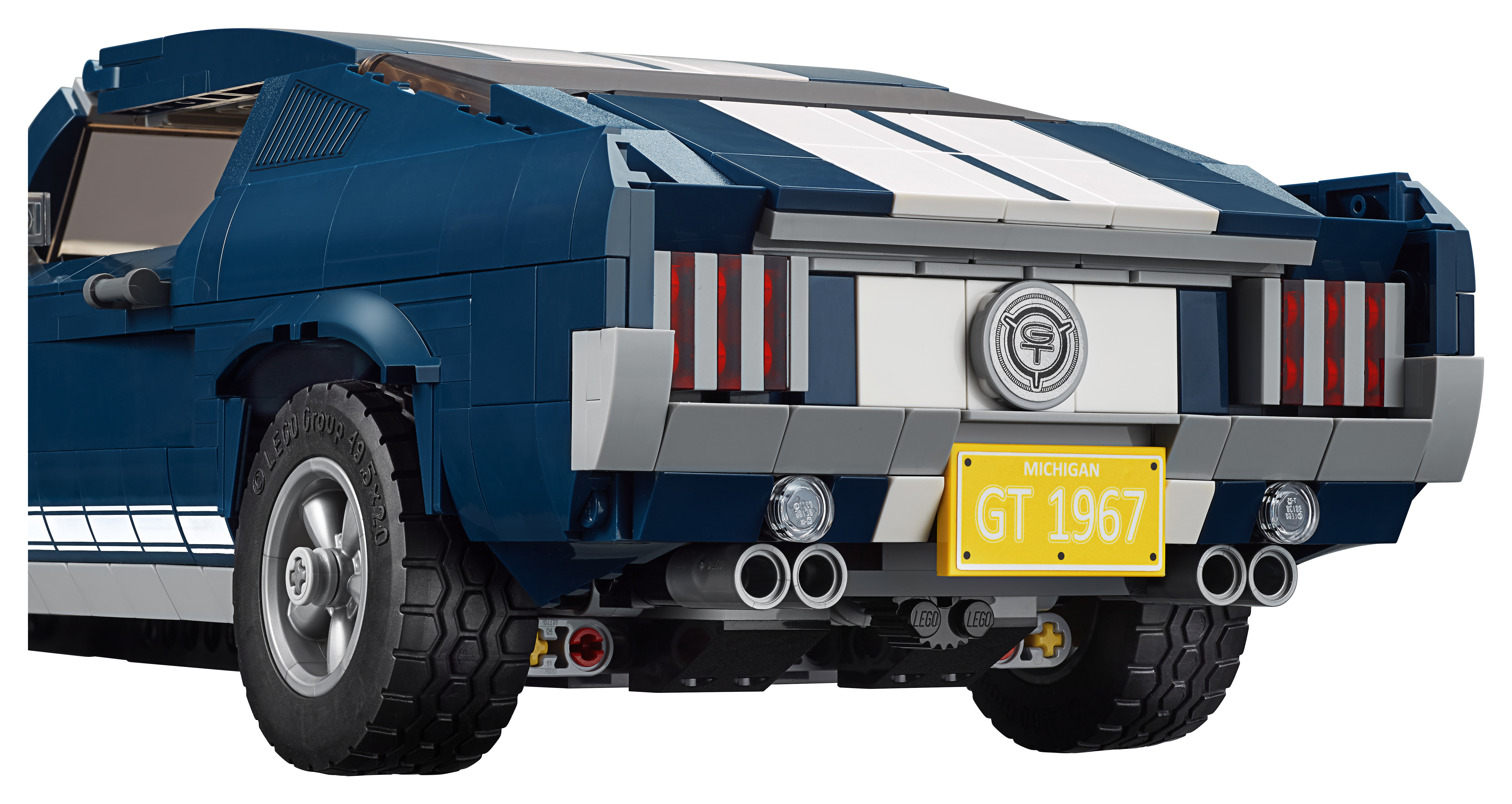 Lego offers classic 1967 ford mustang kit to fulfill your pony car dreams top speed
