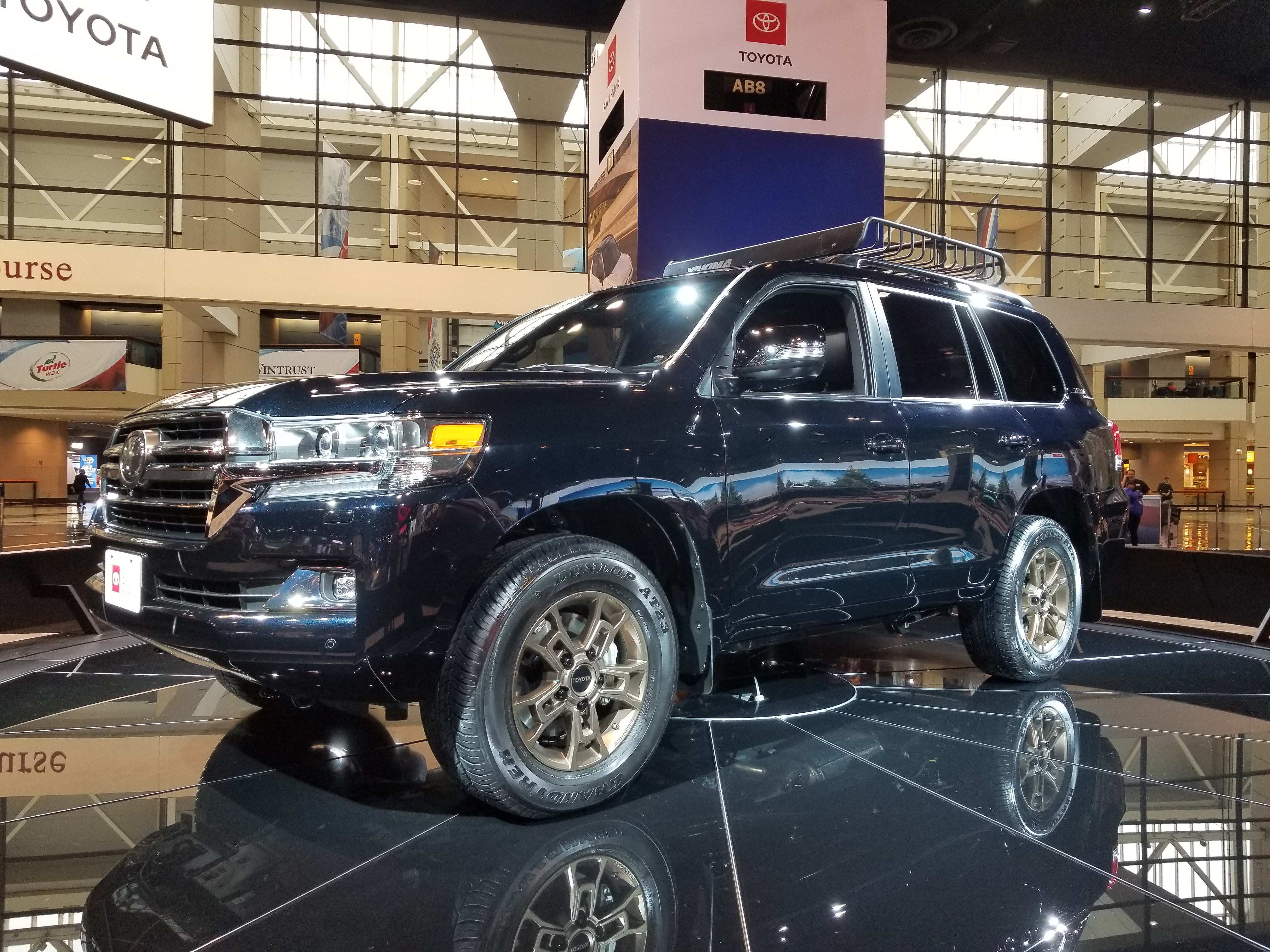 2019 Toyota Land Cruiser Heritage Edition Combines Off ...