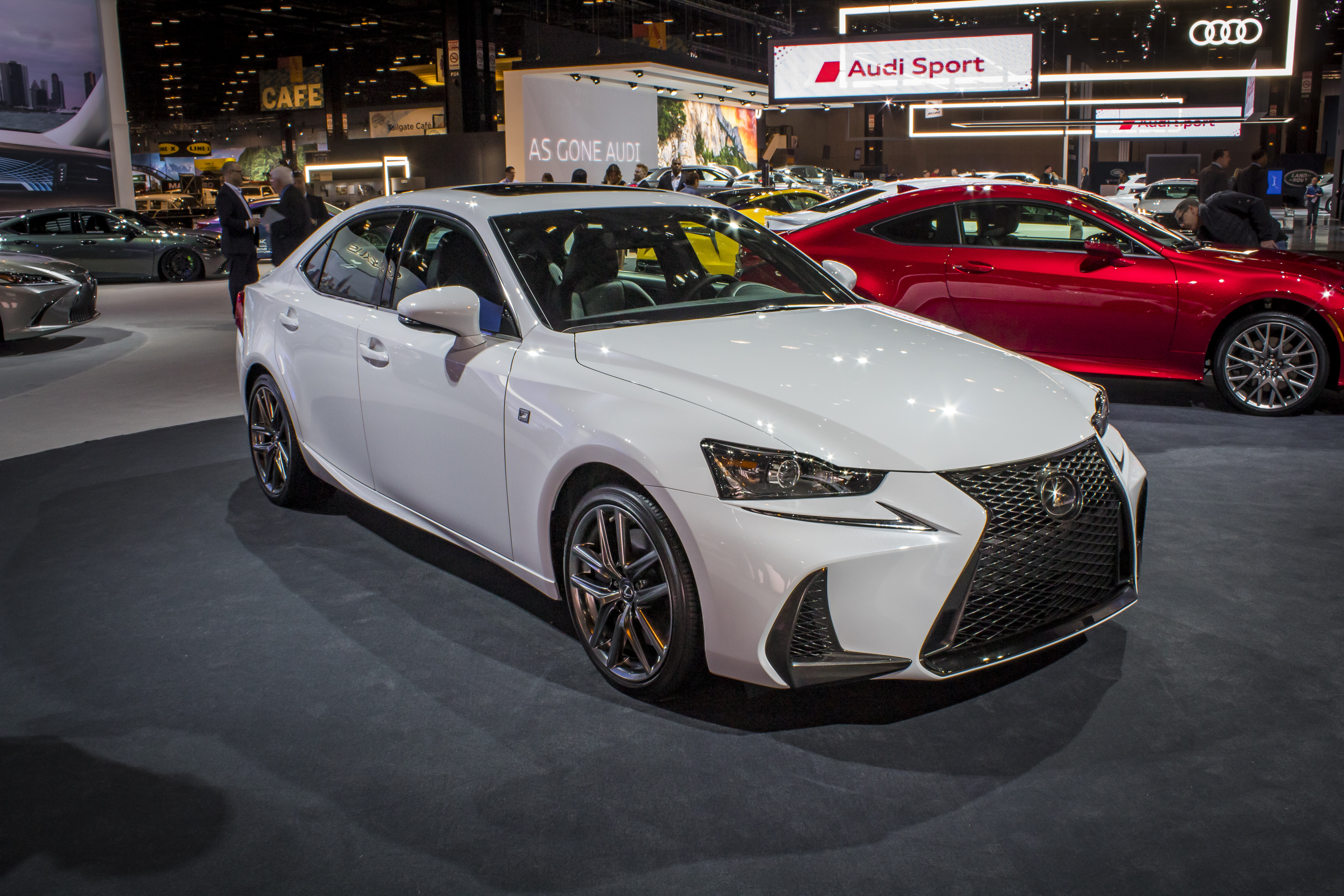 2019 Lexus Is 250 F Sport Horsepower