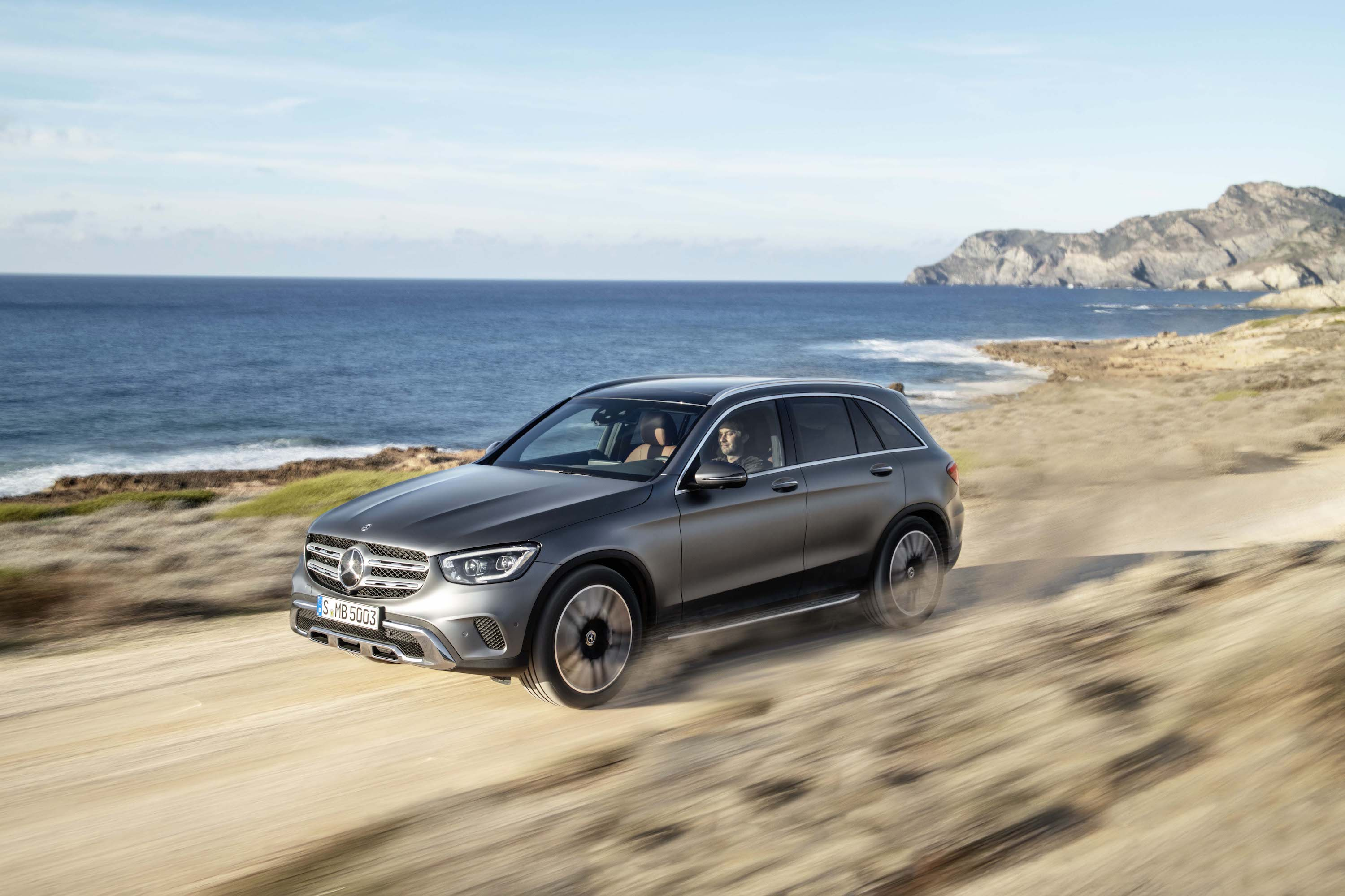 The 2020 Mercedes GLC Has Been Subtly Updated With The