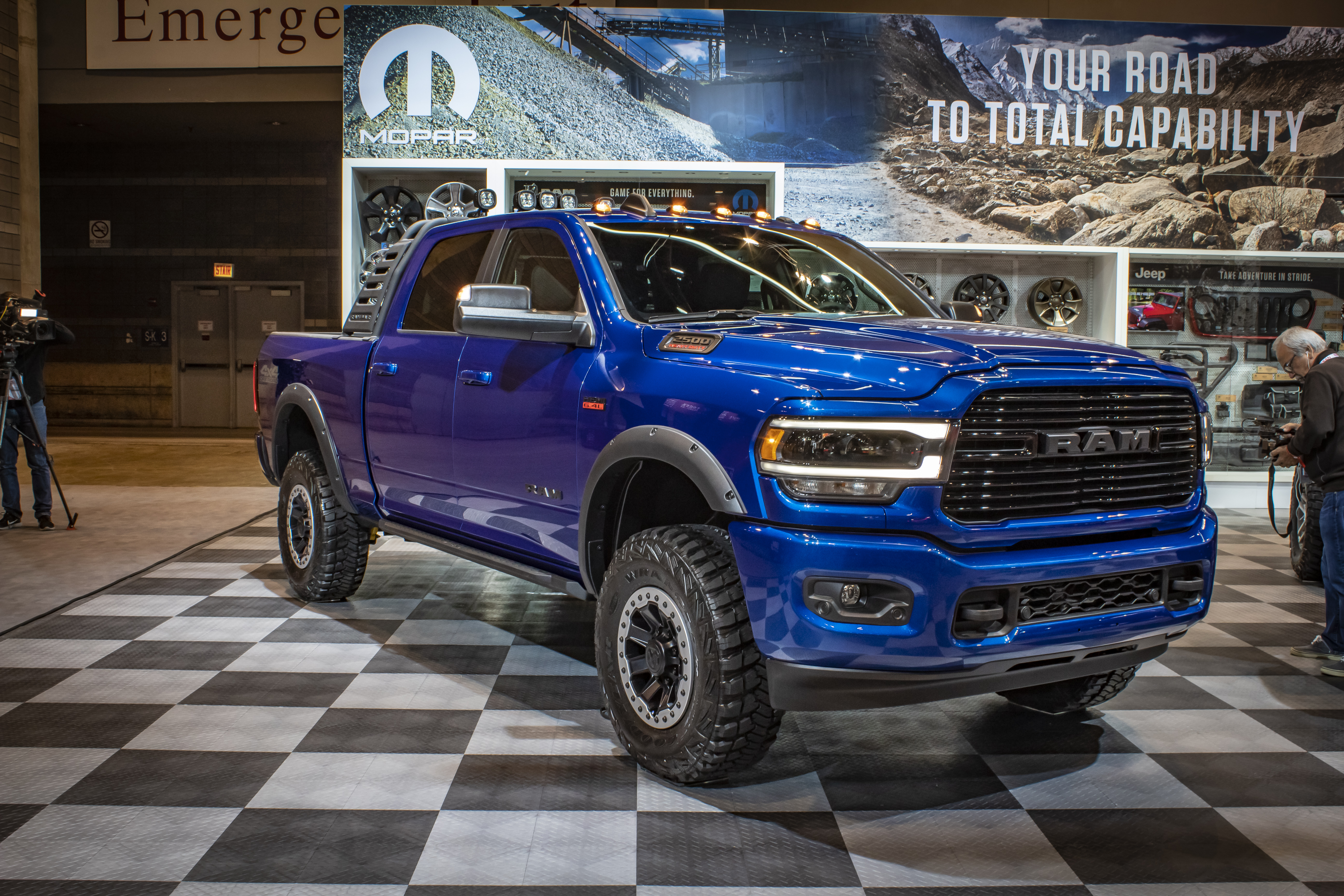 2019 ram 2500 heavy duty by mopar pictures  photos  wallpapers