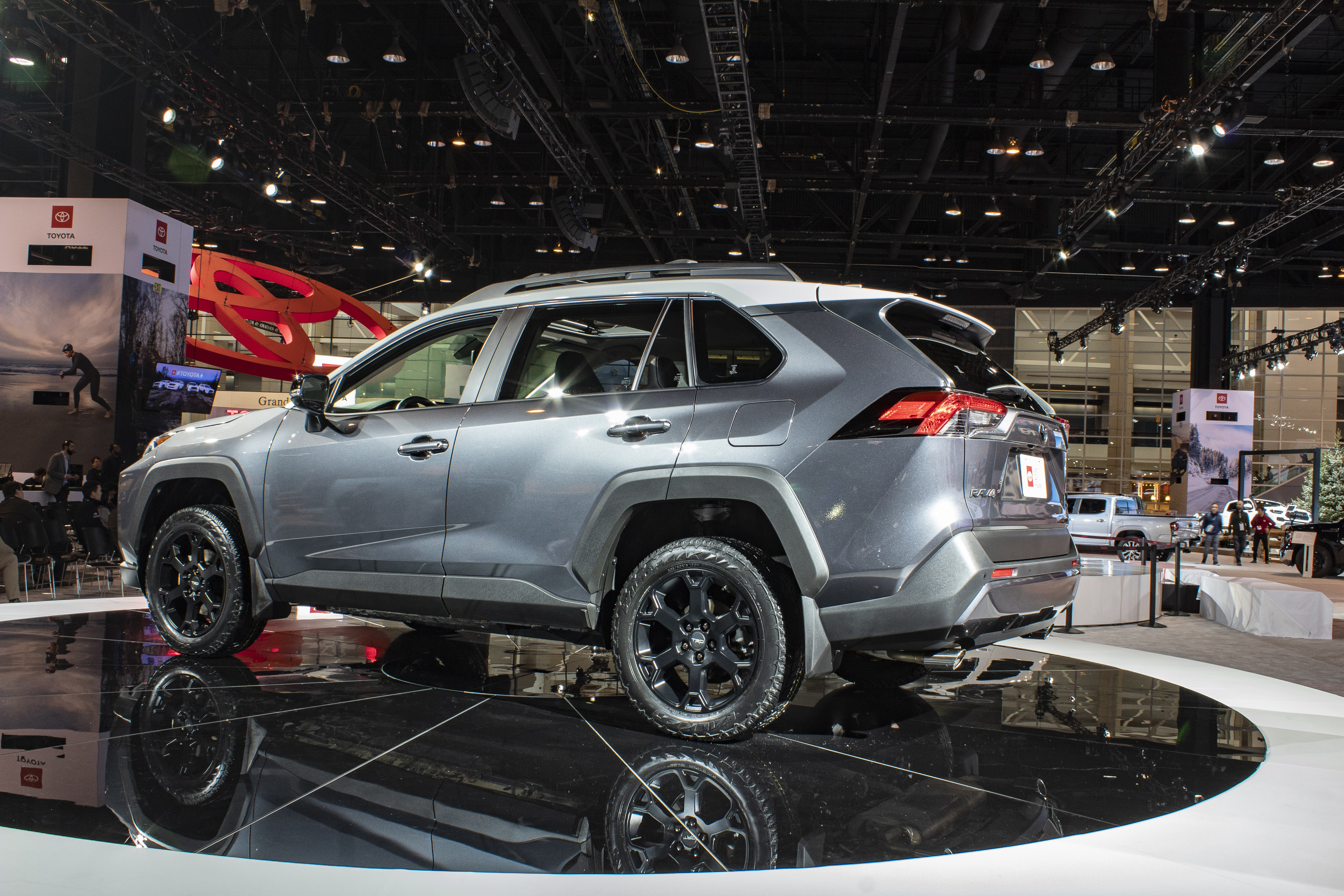 2020 Toyota Rav4 Trd Top Speed