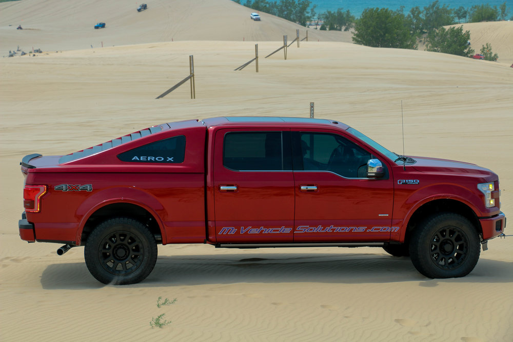 This Fastback Ford F-150 By Aero-X Is As Ridiculous As It ...